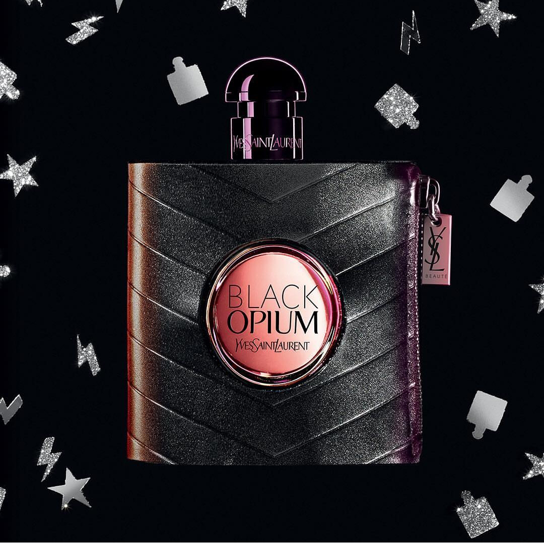 f3b94b9b1baf4 Black Opium Make It Yours Fragrance Jacket Collection. At the end of  February 2019, Yves Saint Laurent ...