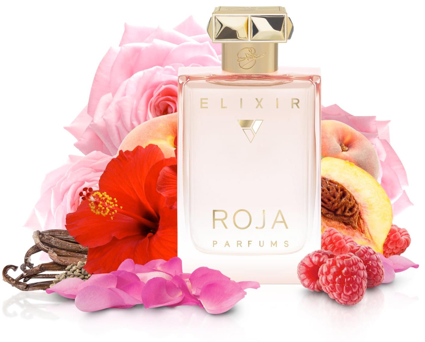 Roja Dove Elixir Pour Femme New Fragrances