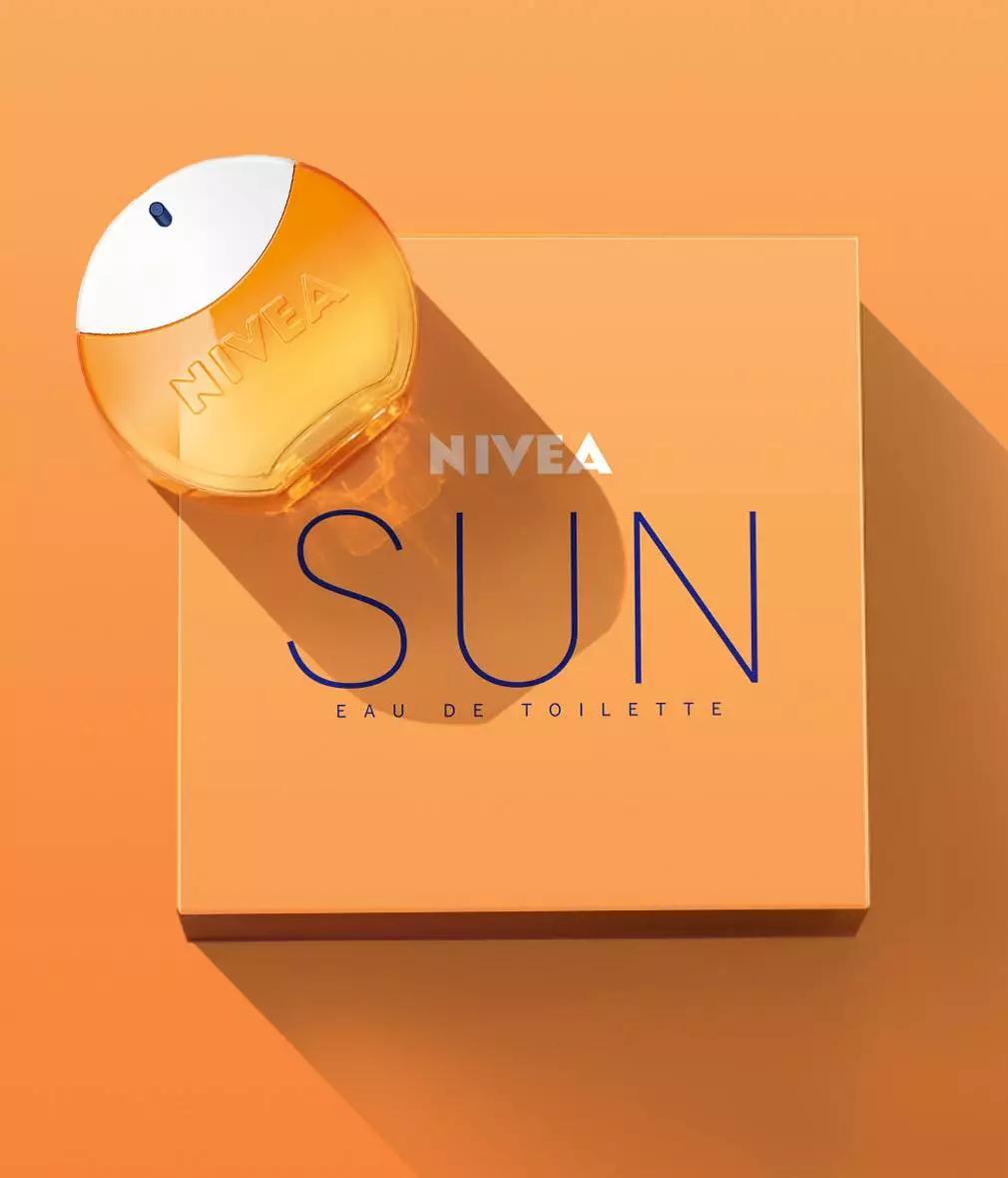 Nivea Sun Eau de Toilette ~ Nuevas Fragancias