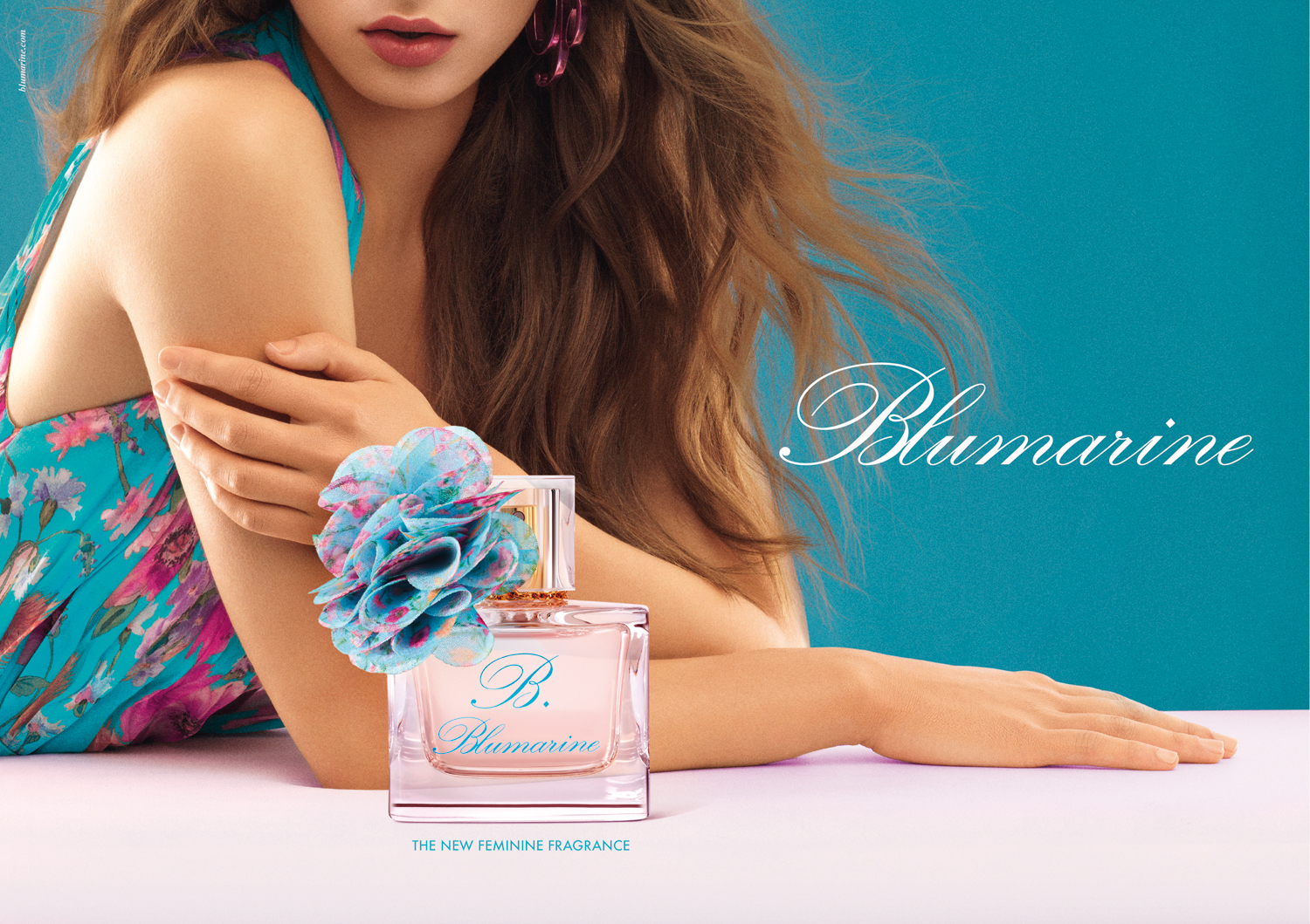 new high new images of save off B. Blumarine, La Nuova Fragranza di Blumarine Parfums ...