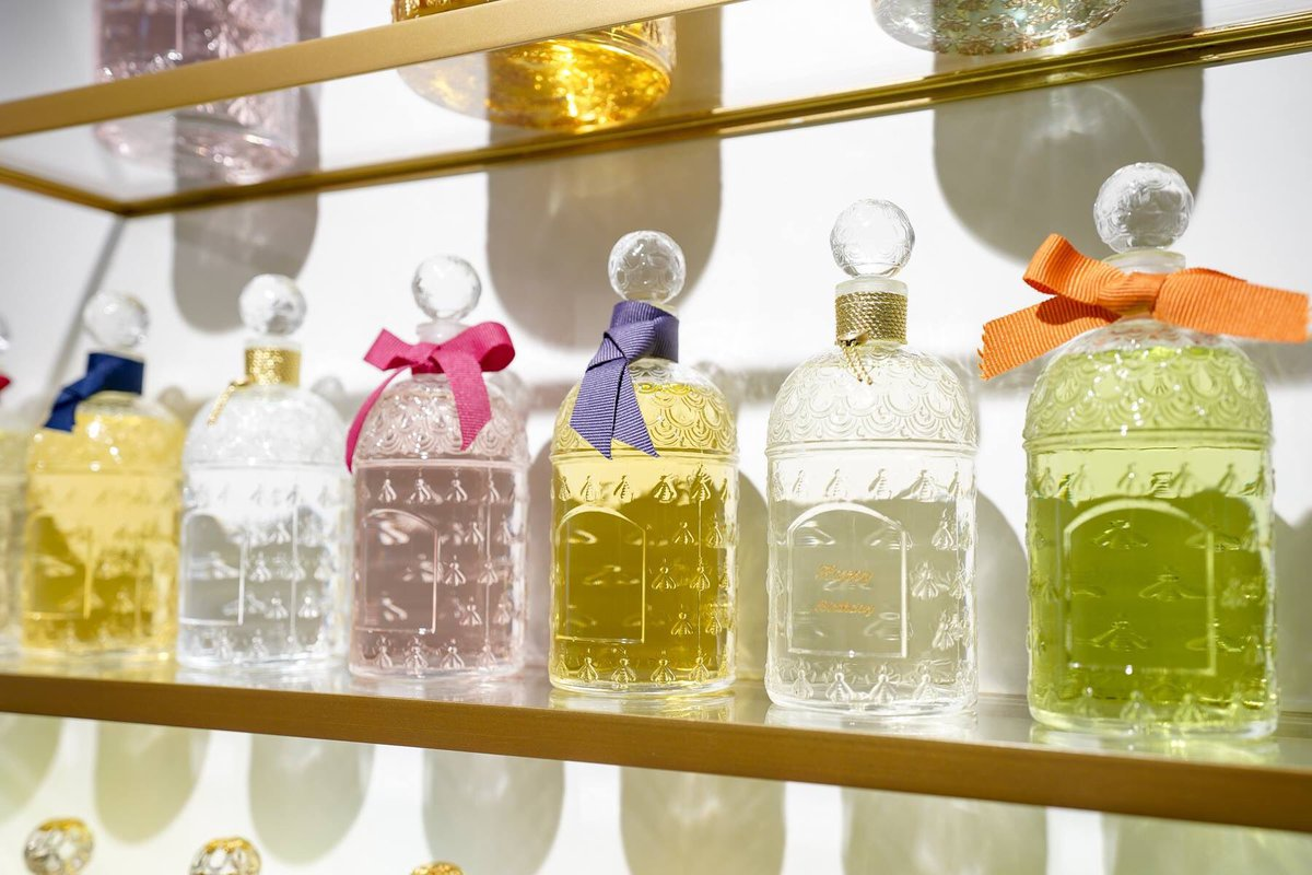 1f037b5f3f Guerlain Opens First Asian Pop-Up Parfumeur Boutique ~ Fragrance News