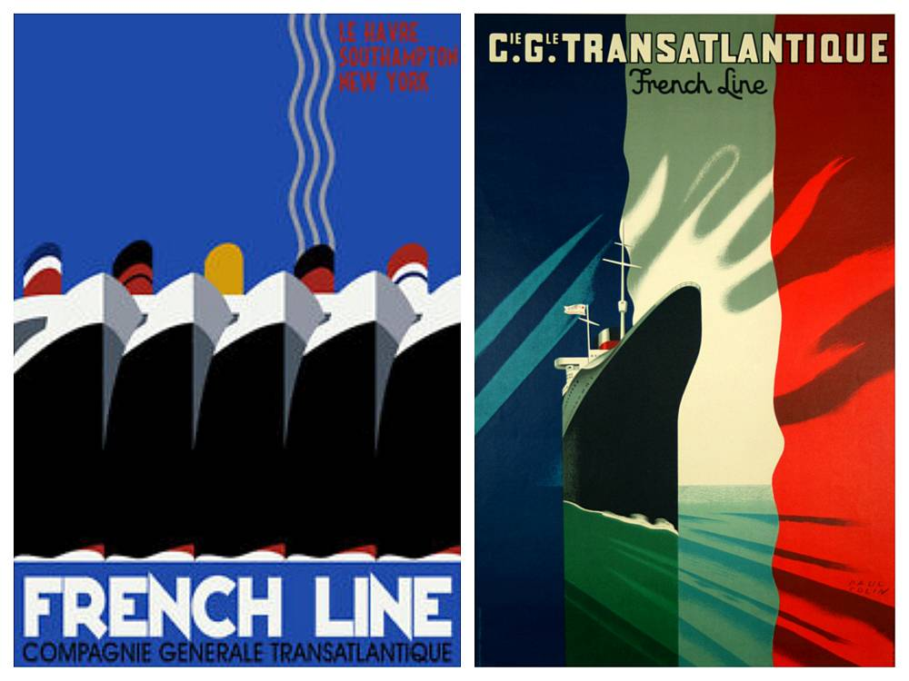 French Line posters