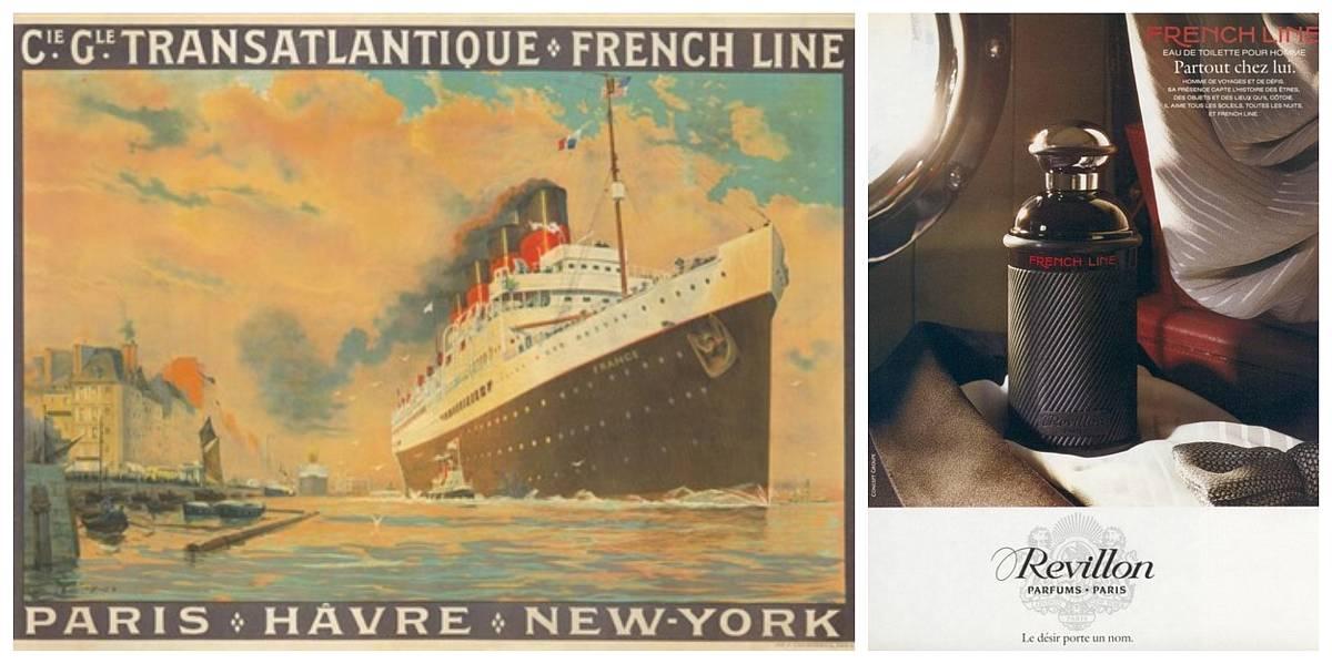 French Line Revillon