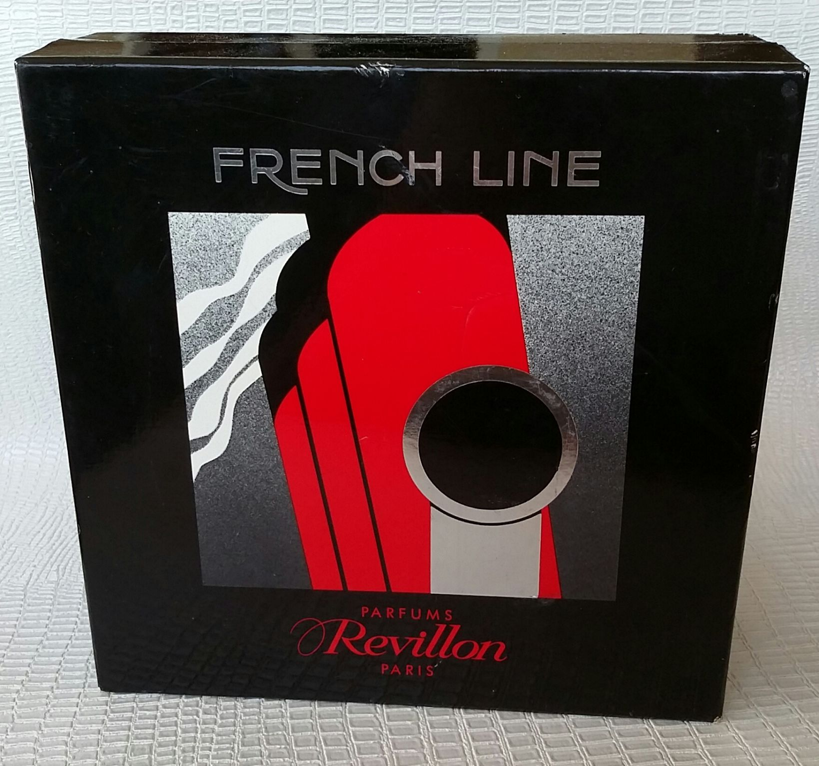 French Line box