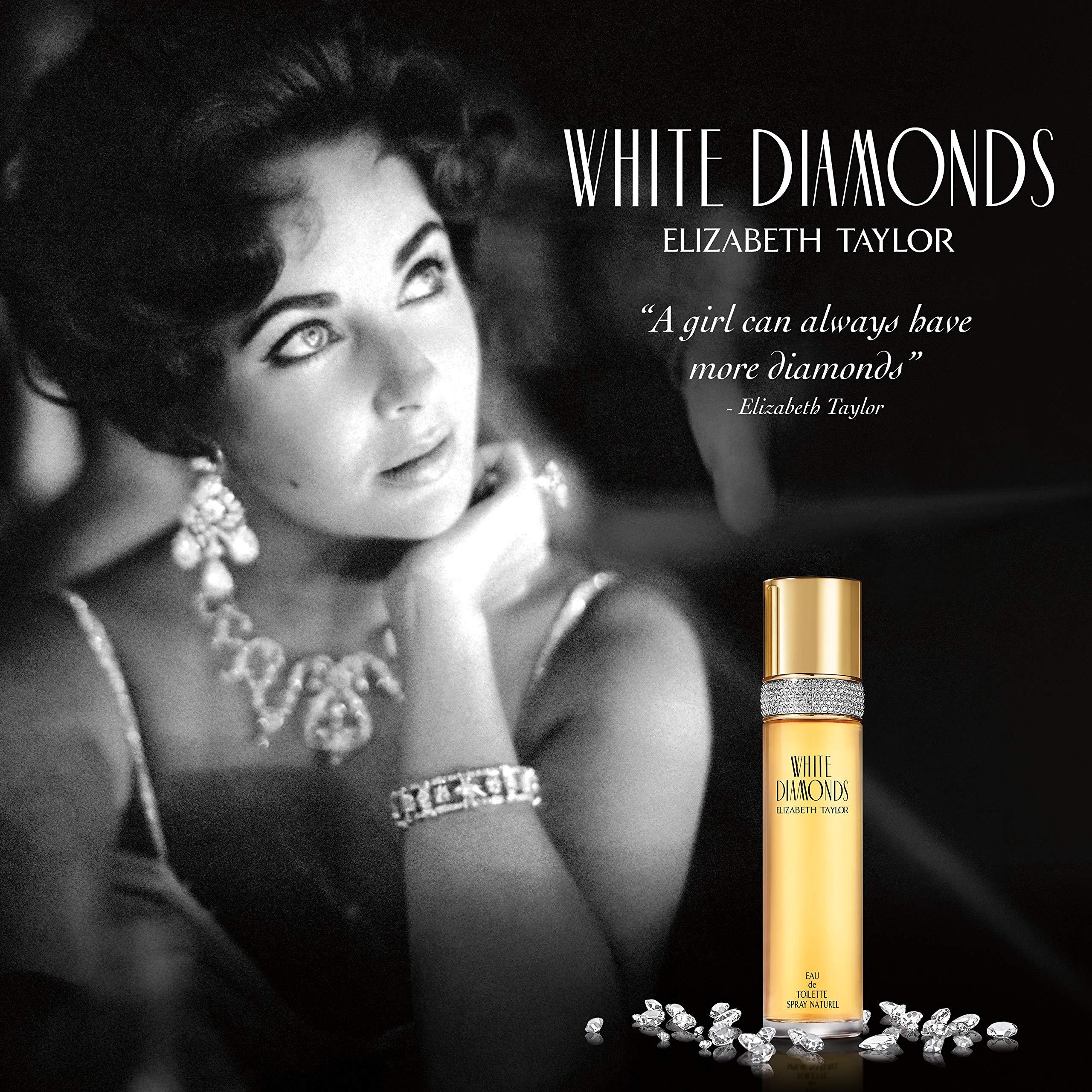 Elizabeth Taylor White Diamonds En Rouge ~ New Fragrances