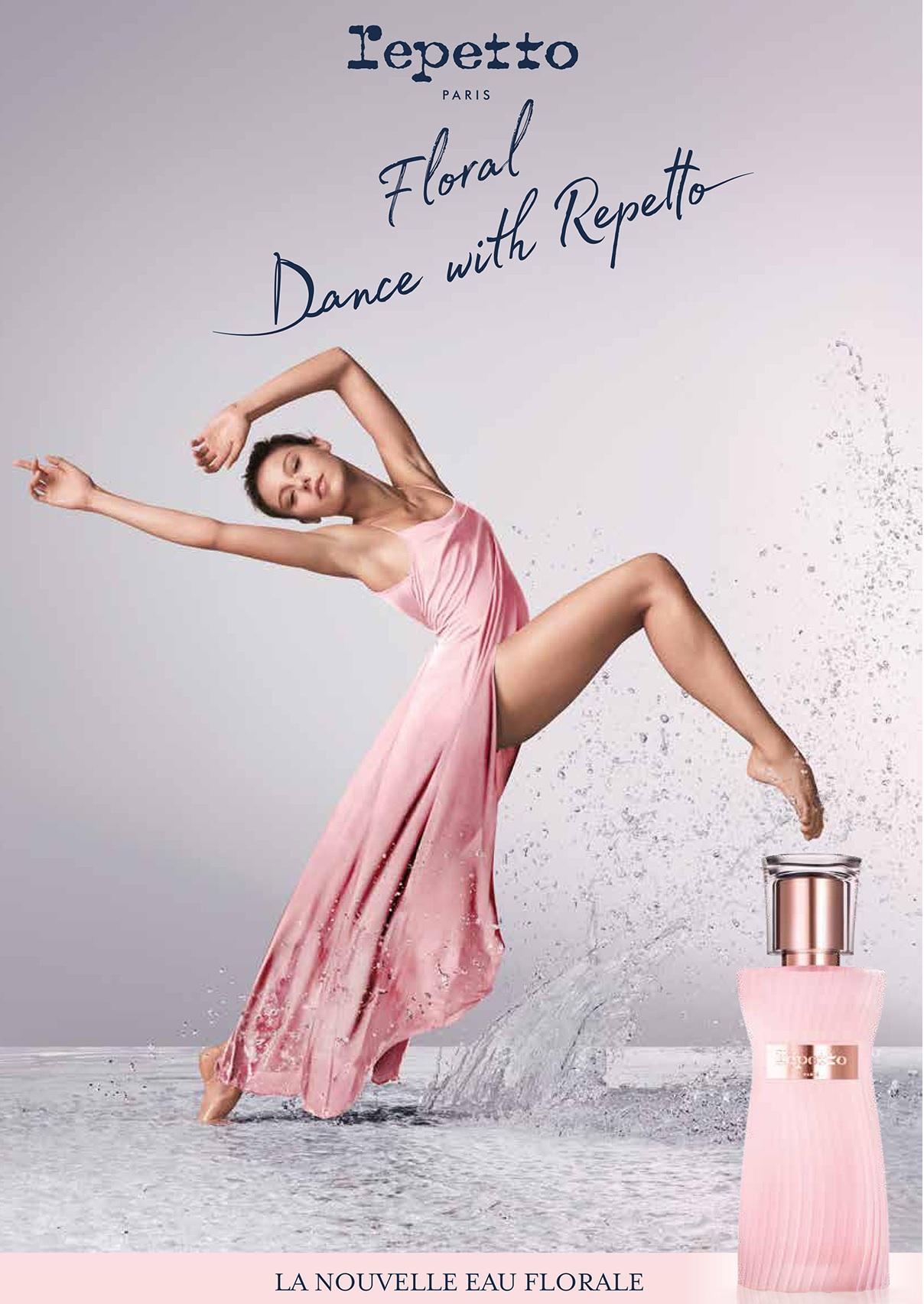 Repetto Dance Florale With Nouveaux Parfums ~ uTJ3cl1KF