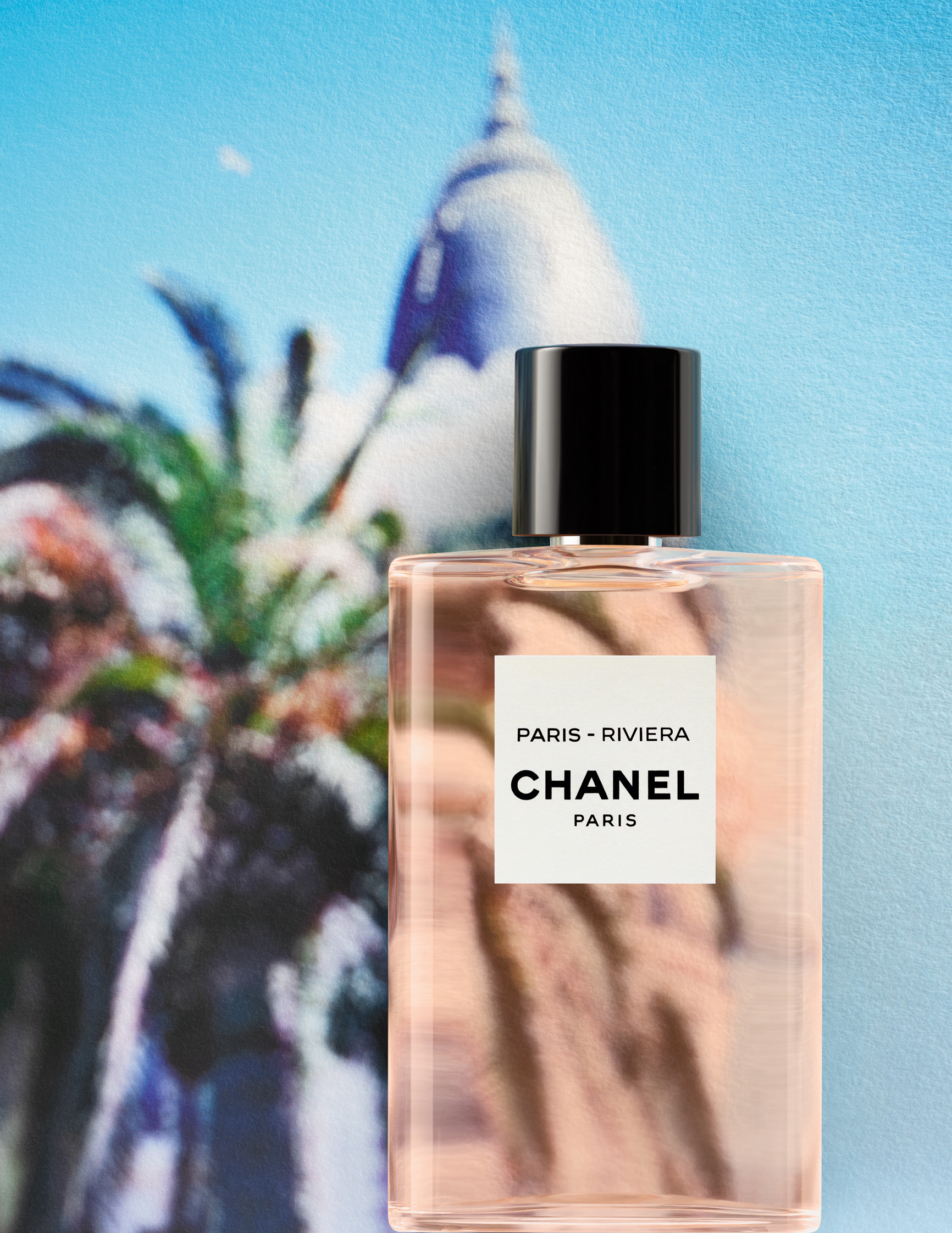 f73d697c30a7a Chanel Les Eaux De Chanel Paris - Riviera العطر الجديد من شانيل ...