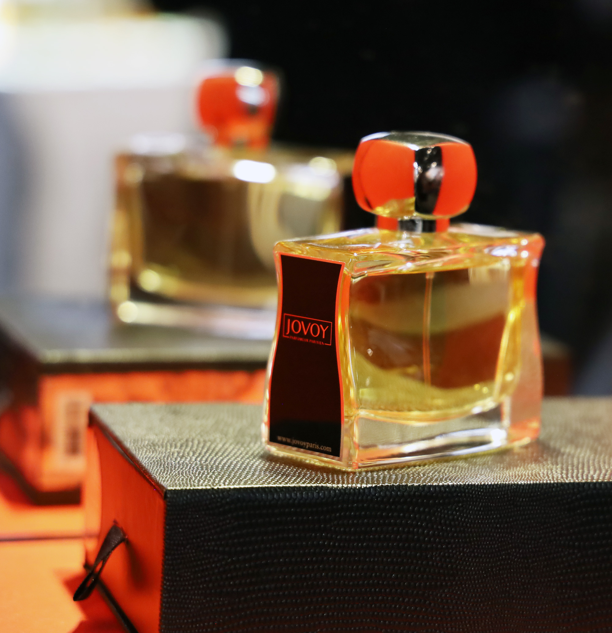 The New Final Touch Or Touche Finale By Jovoy Niche Perfumery