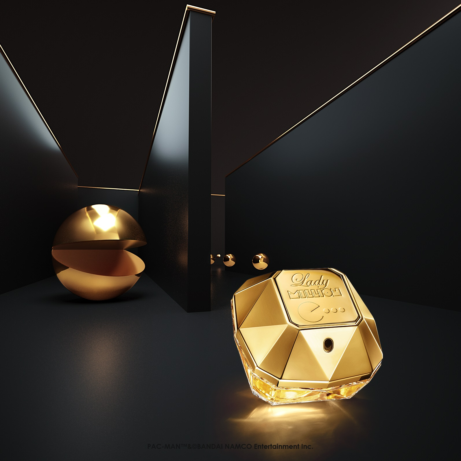 New! Paco Rabanne 1 MILLION x PAC-MAN ~ New Fragrances