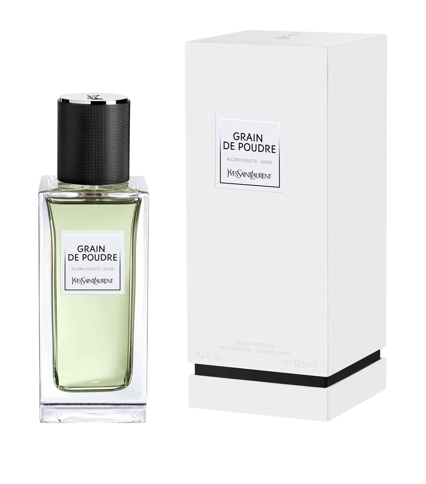 Yves Saint Laurent Le Vestiaire Des Parfums Grain De Poudre New