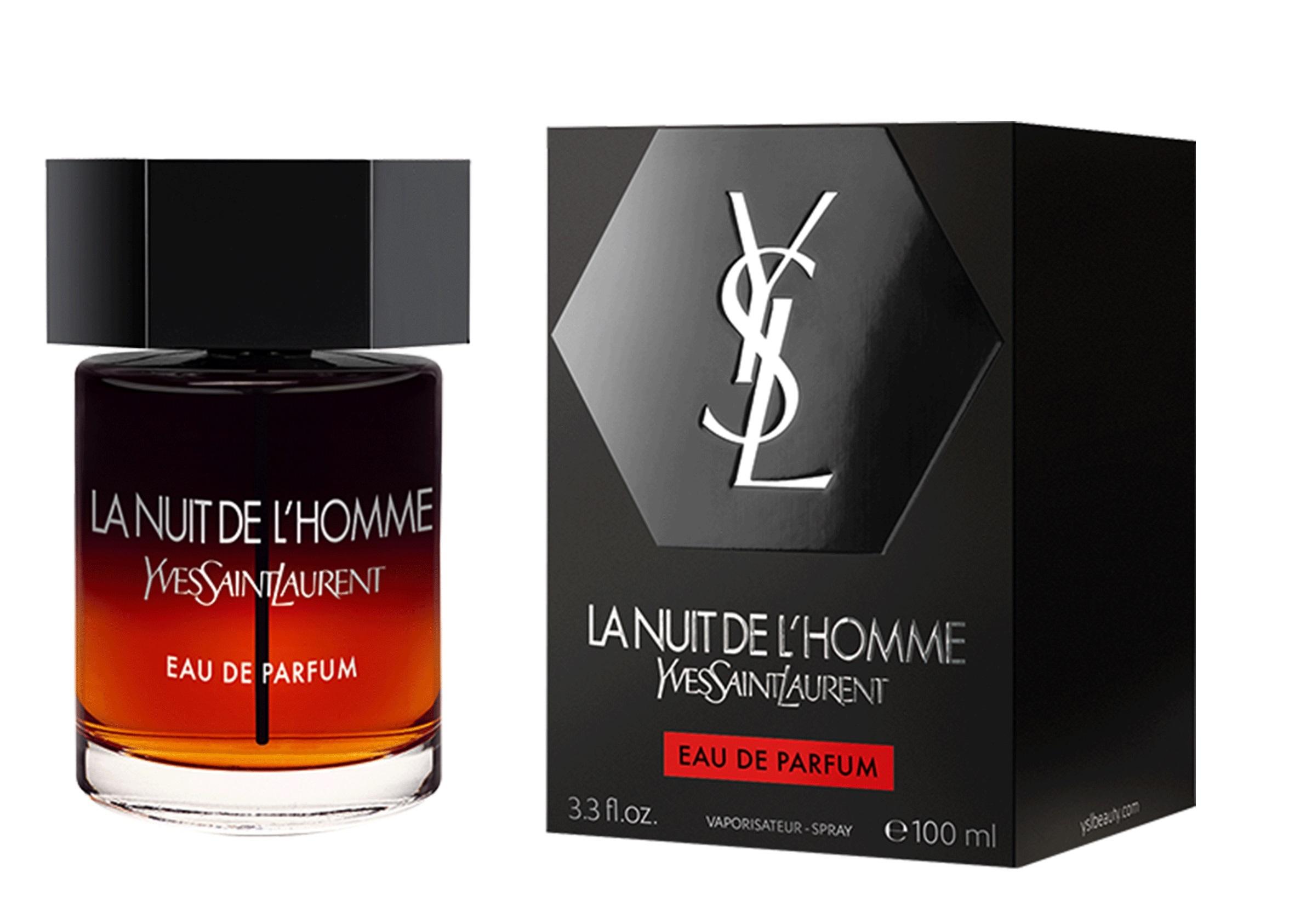 bed26b9326229 Yves Saint Laurent La Nuit de L'Homme Eau de Parfum ~ Perfumowe nowości
