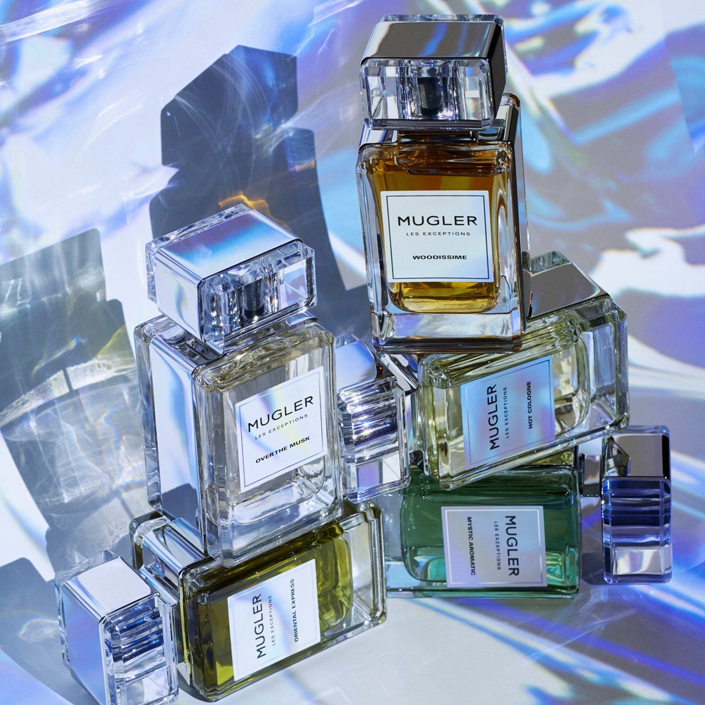 Les Exceptions flacons by Mugler