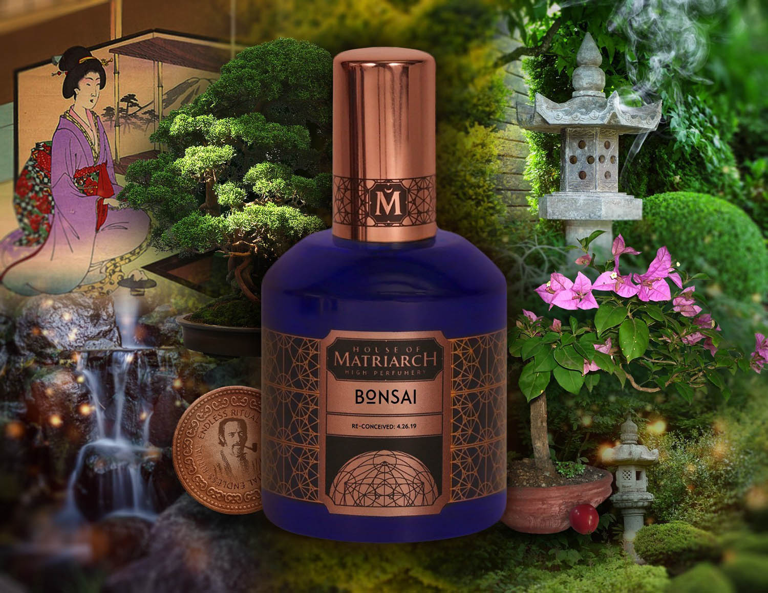 New From House Of Matriarch Bonsai New Fragrances