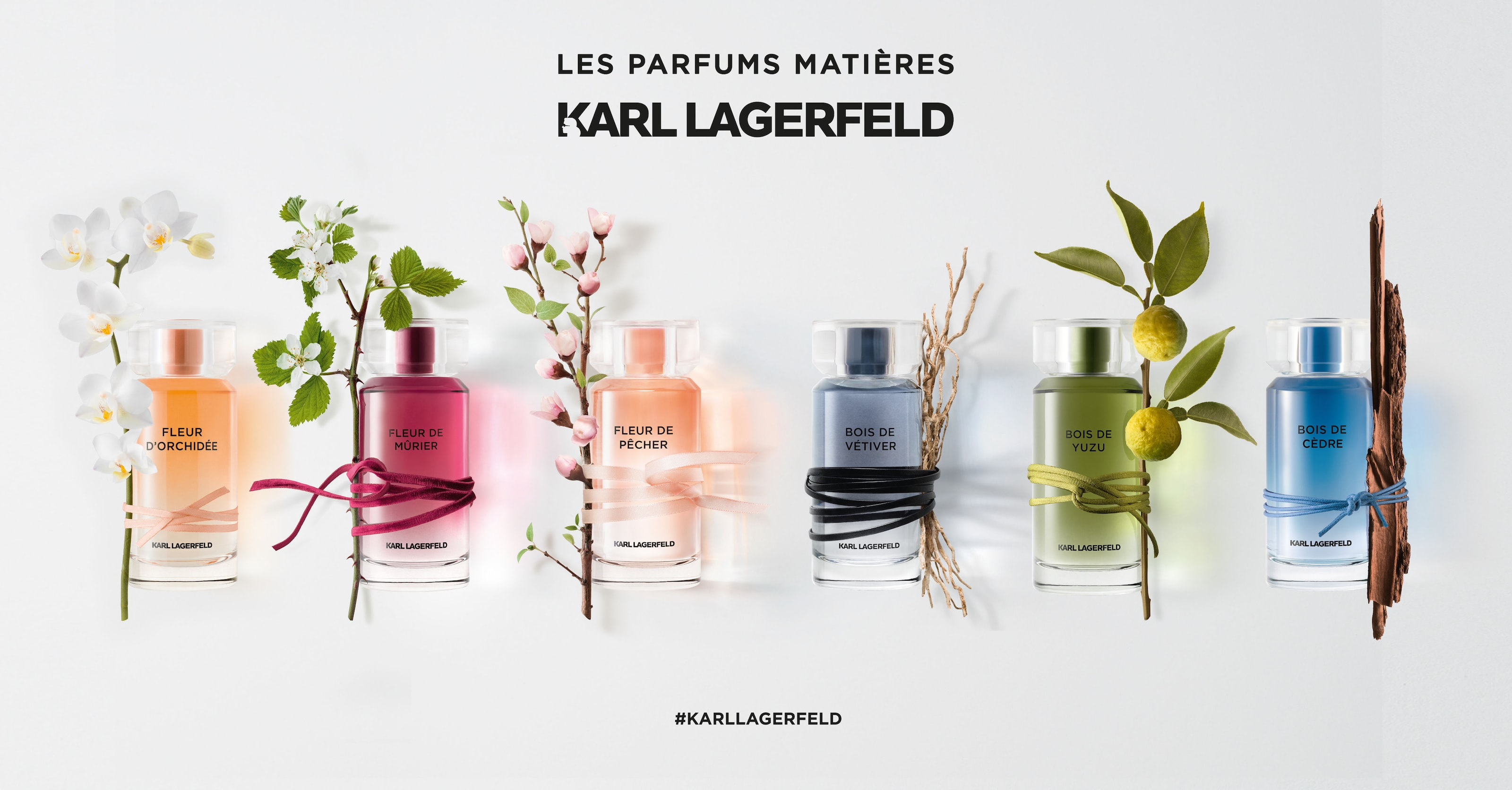 D'orchidéeamp; De ~ Bois Cèdre Lagerfeld Fleur Nouveaux Karl Parfums XZPOkiu