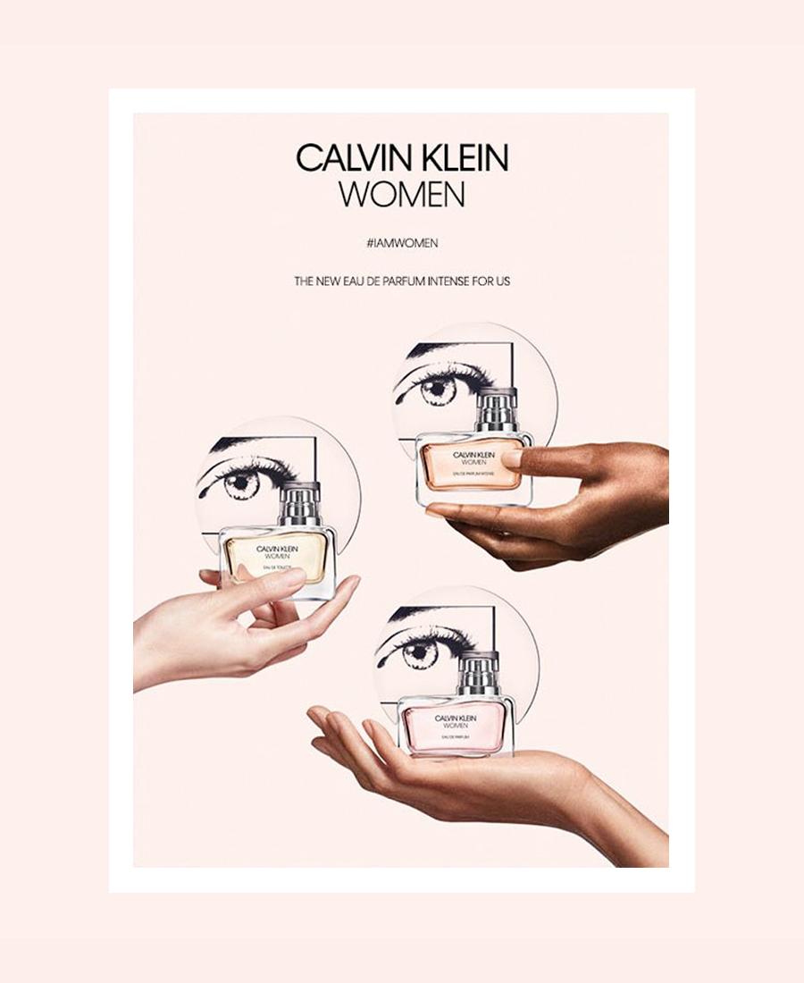 Calvin Klein Women Eau de Parfum Intense ~ Nouveaux Parfums