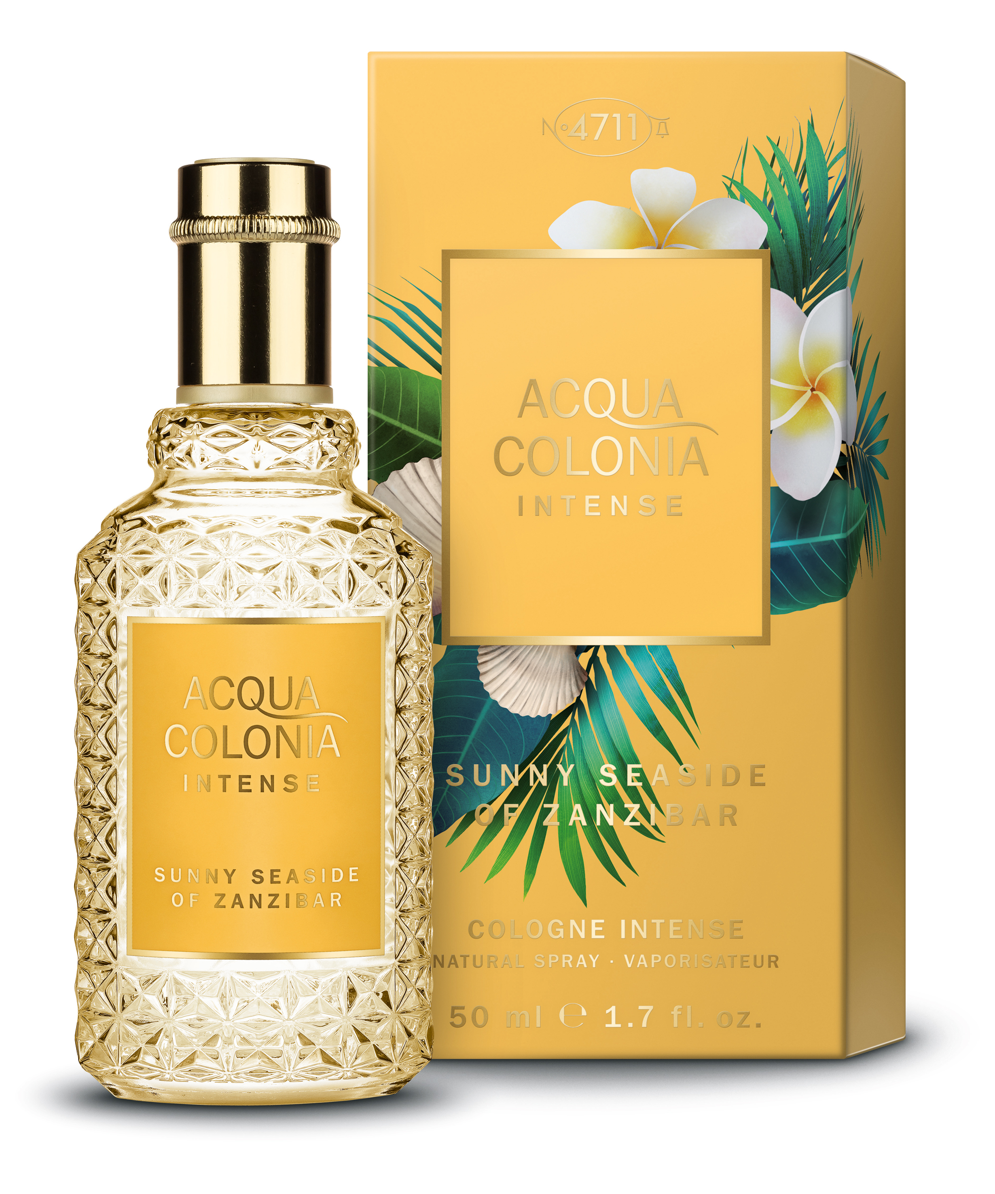 ~ Colonia Collection Fragancias Intense Nuevas 4711 Acqua JclK1TF