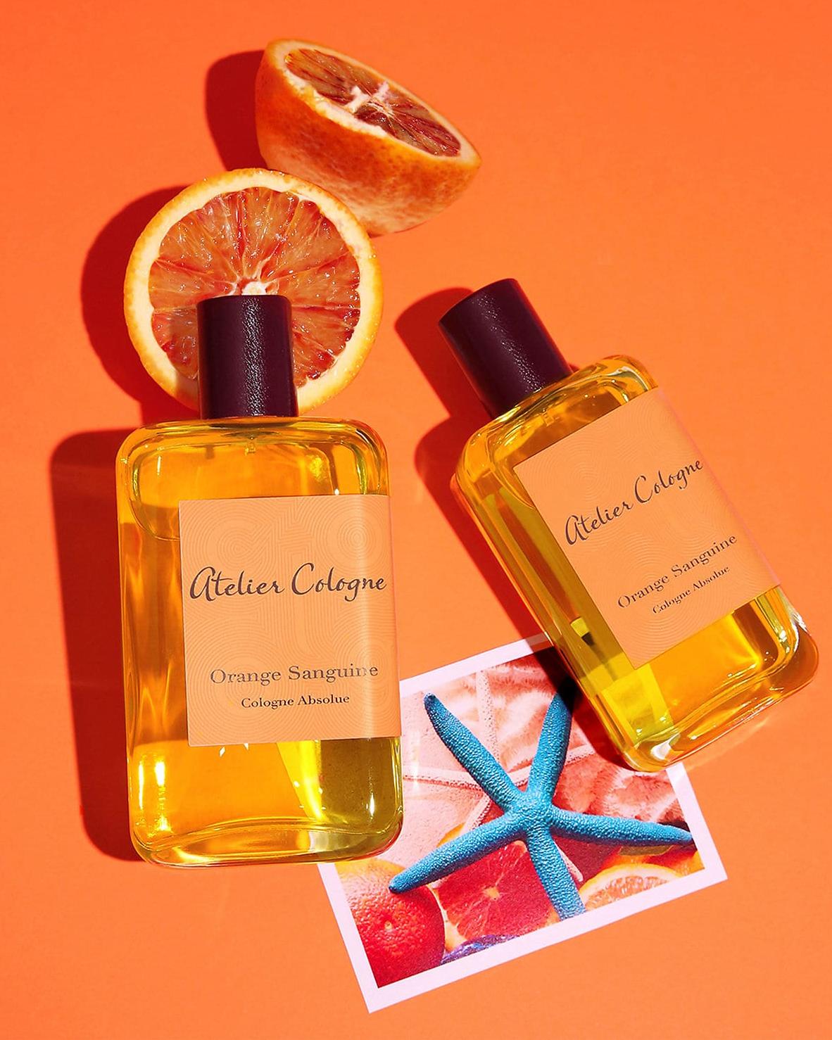 Atelier Cologne Orange Sanguine Limited Edition ~ Новые ароматы