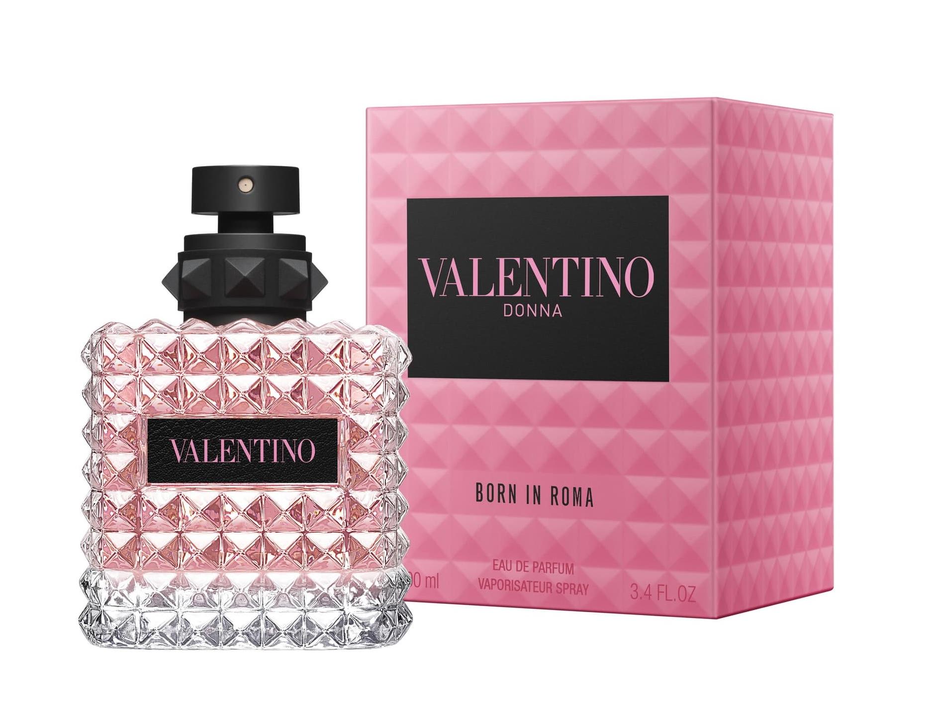 Valentino Donna Born In Roma ~ Новые ароматы