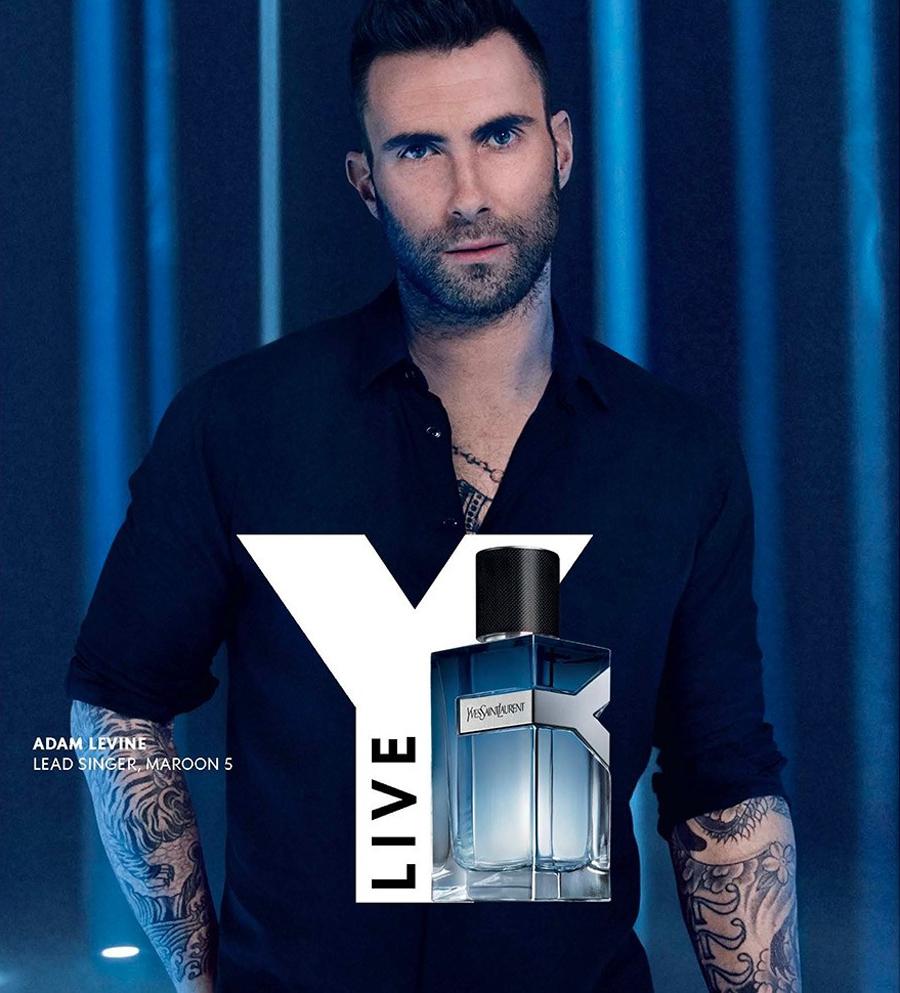 Yves Live Saint Y Nouveaux Parfums ~ Laurent OX80knwP