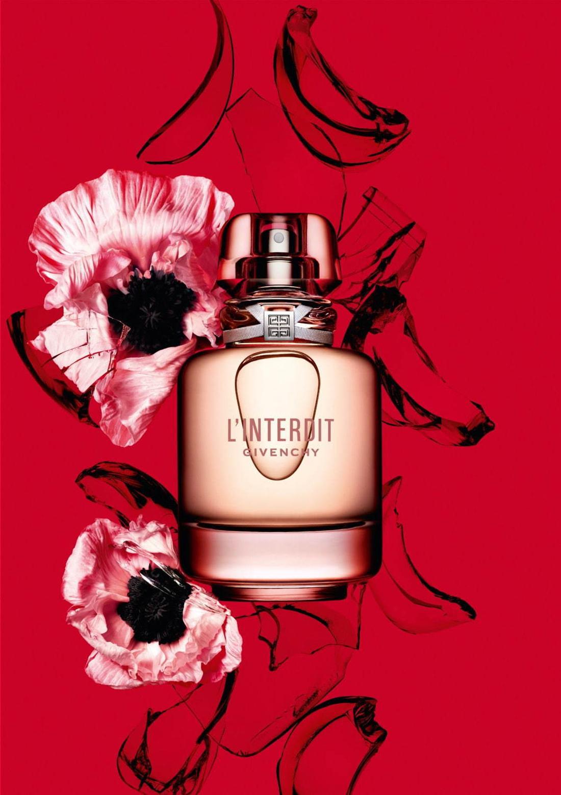 Givenchy L'Interdit Eau de Toilette ~ New Fragrances