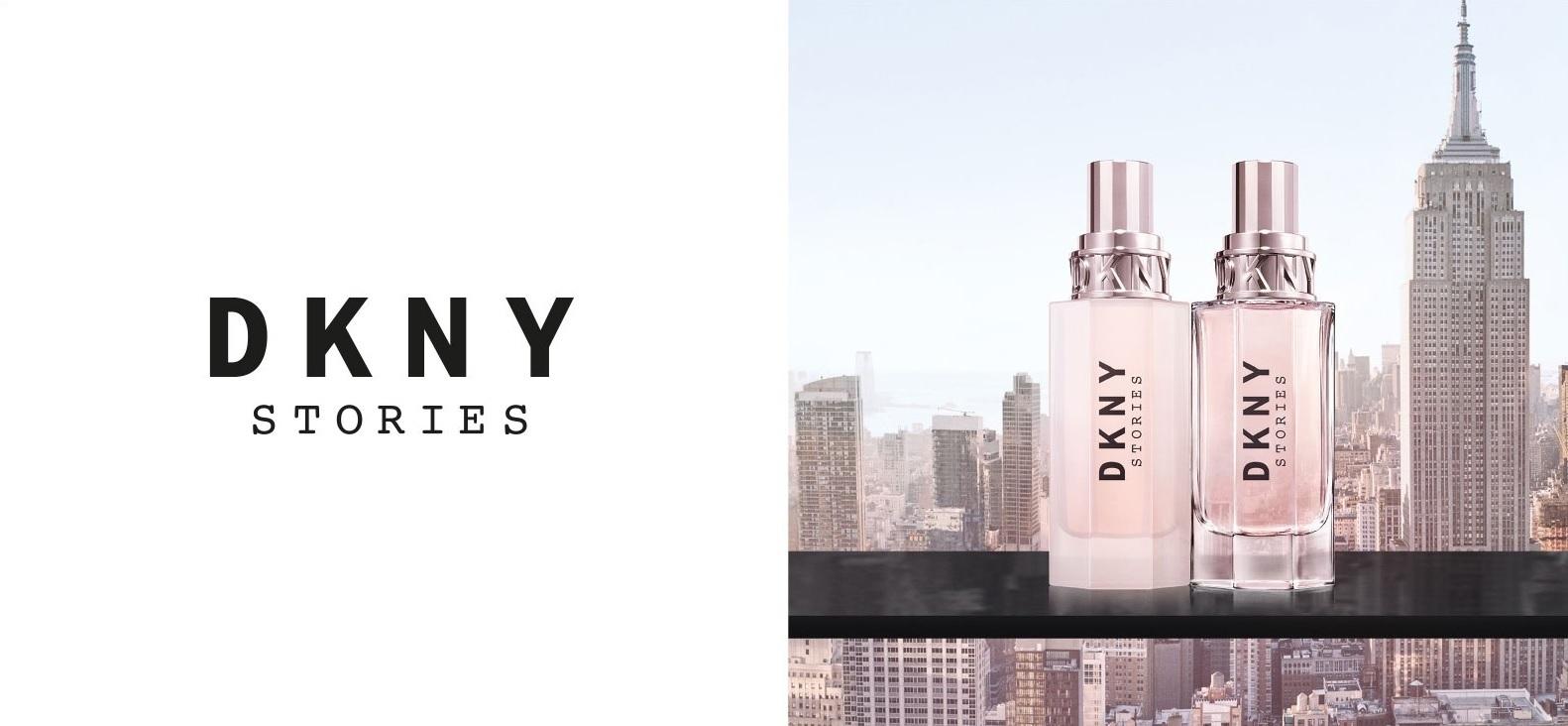 Donna Karan DKNY: Stories Eau de Toilette ~ Nieuwe Geuren
