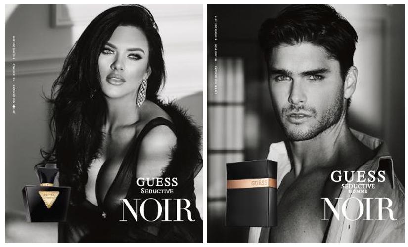 Guess Seductive Noir Duo New Fragrances