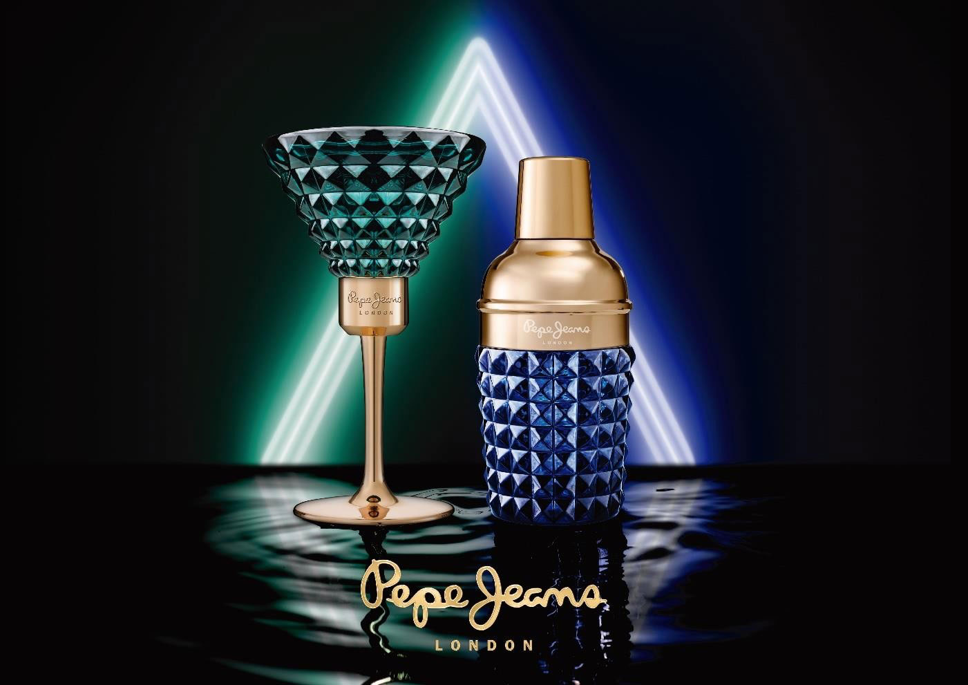 Tfwa 2019 Pepe Jeans Celebrate For Her For Him New Fragrances