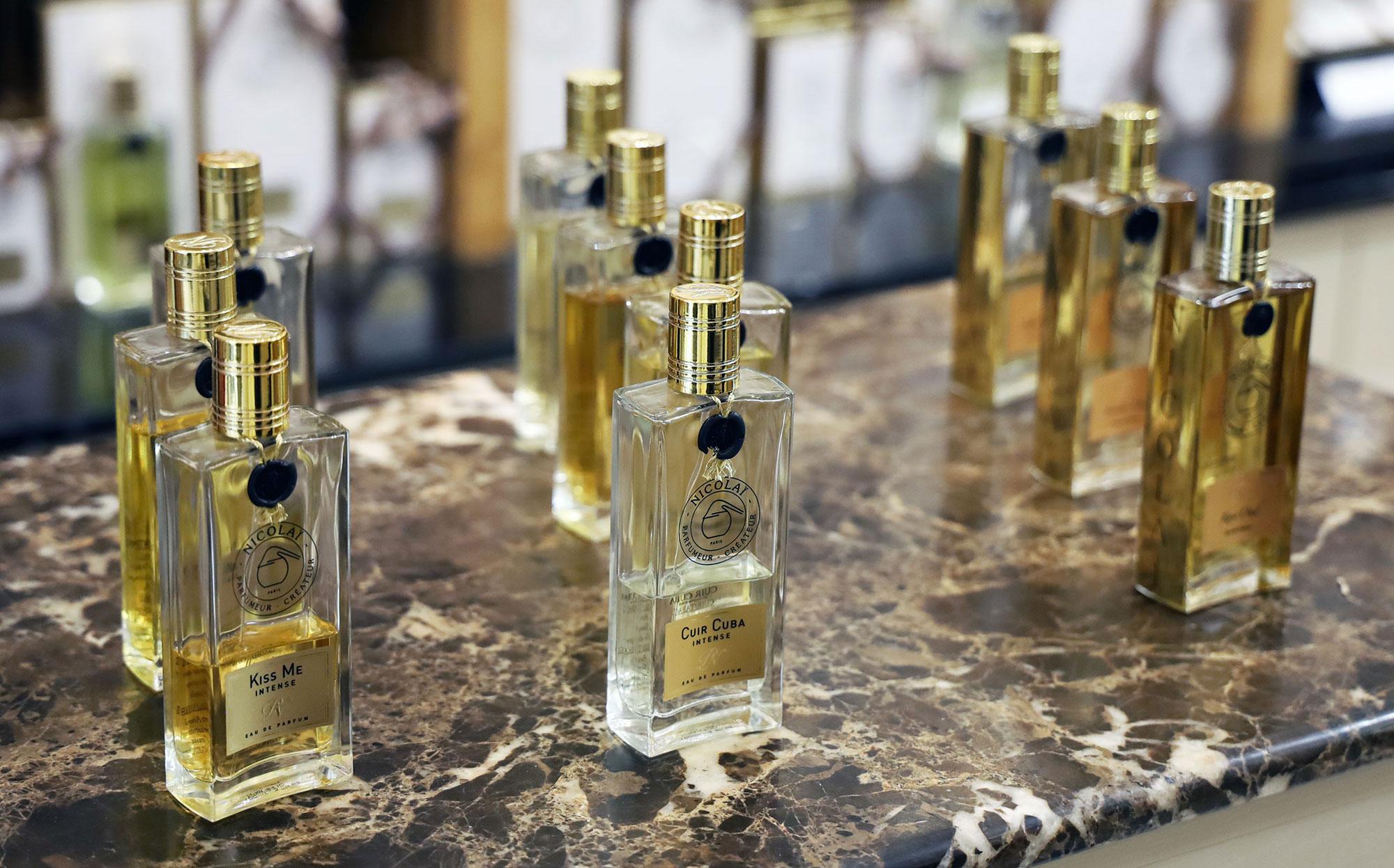 I Profumi all'Oud di Nicolaï Parfumeur Créateur