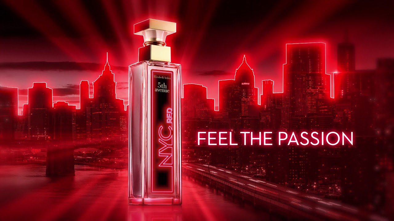 Elizabeth Arden 5th Avenue NYC Red ~ Nieuwe Geuren