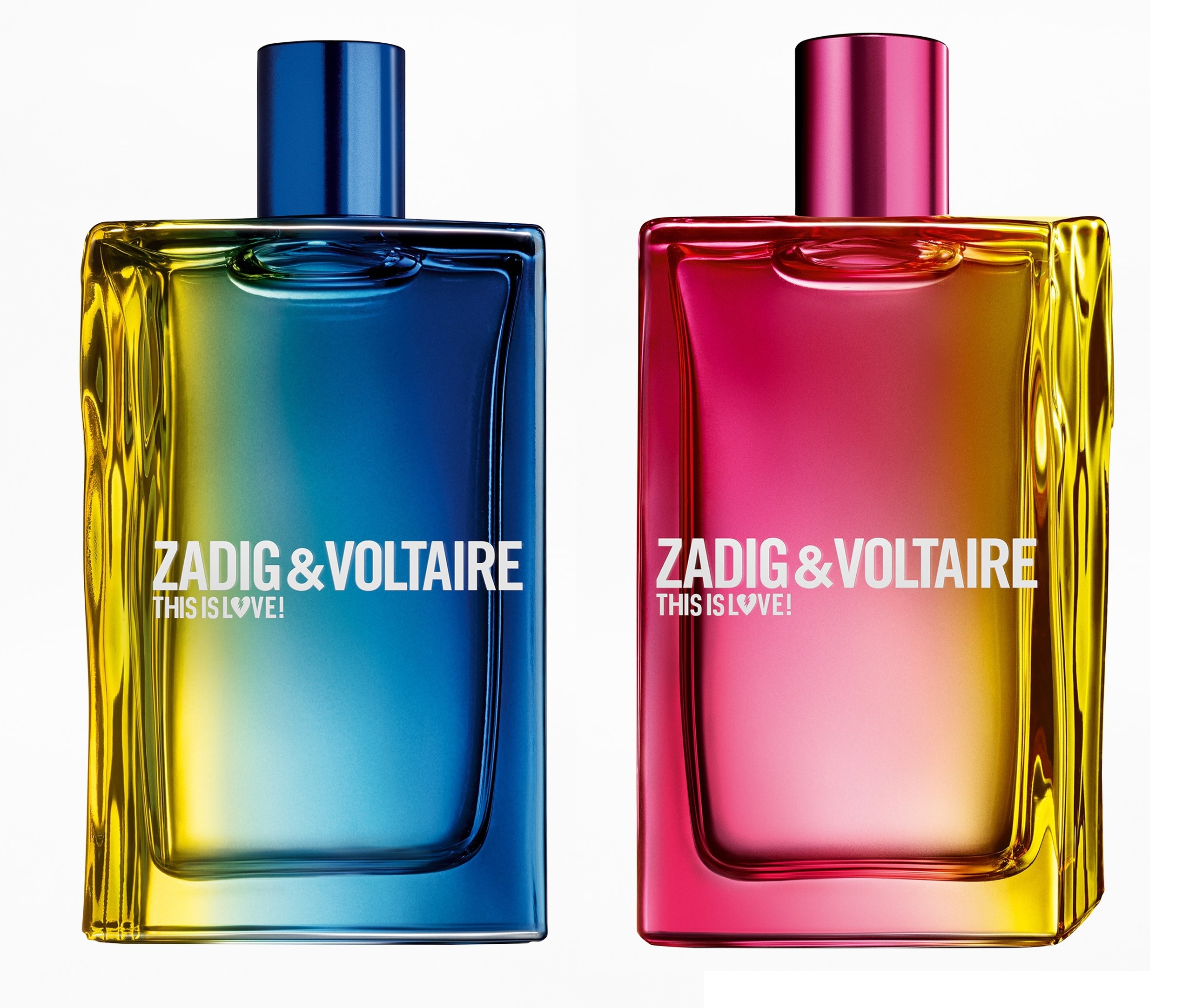 Zadig Voltaire This Is Love New Fragrances