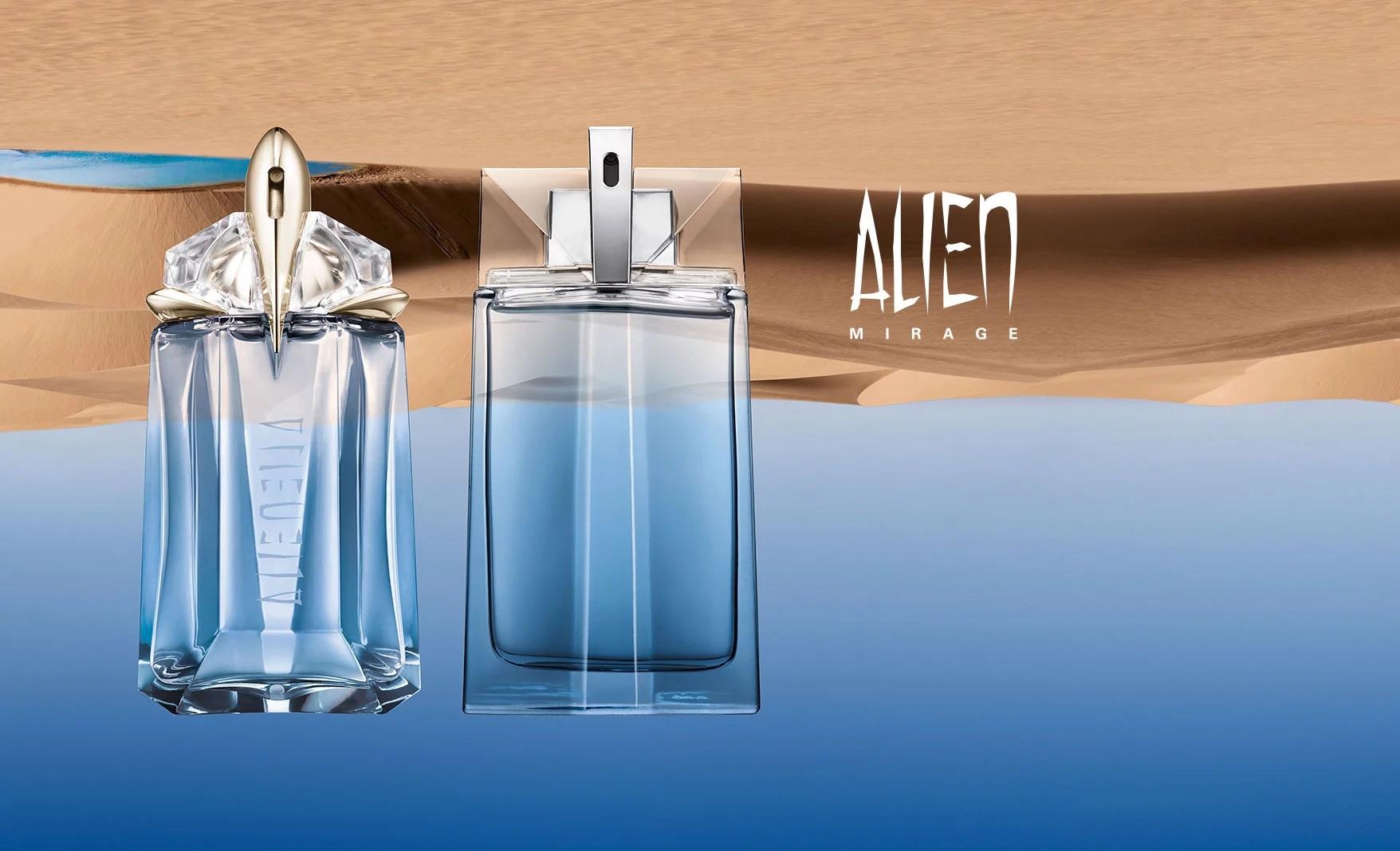 Mugler Alien Mirage ~ New Fragrances