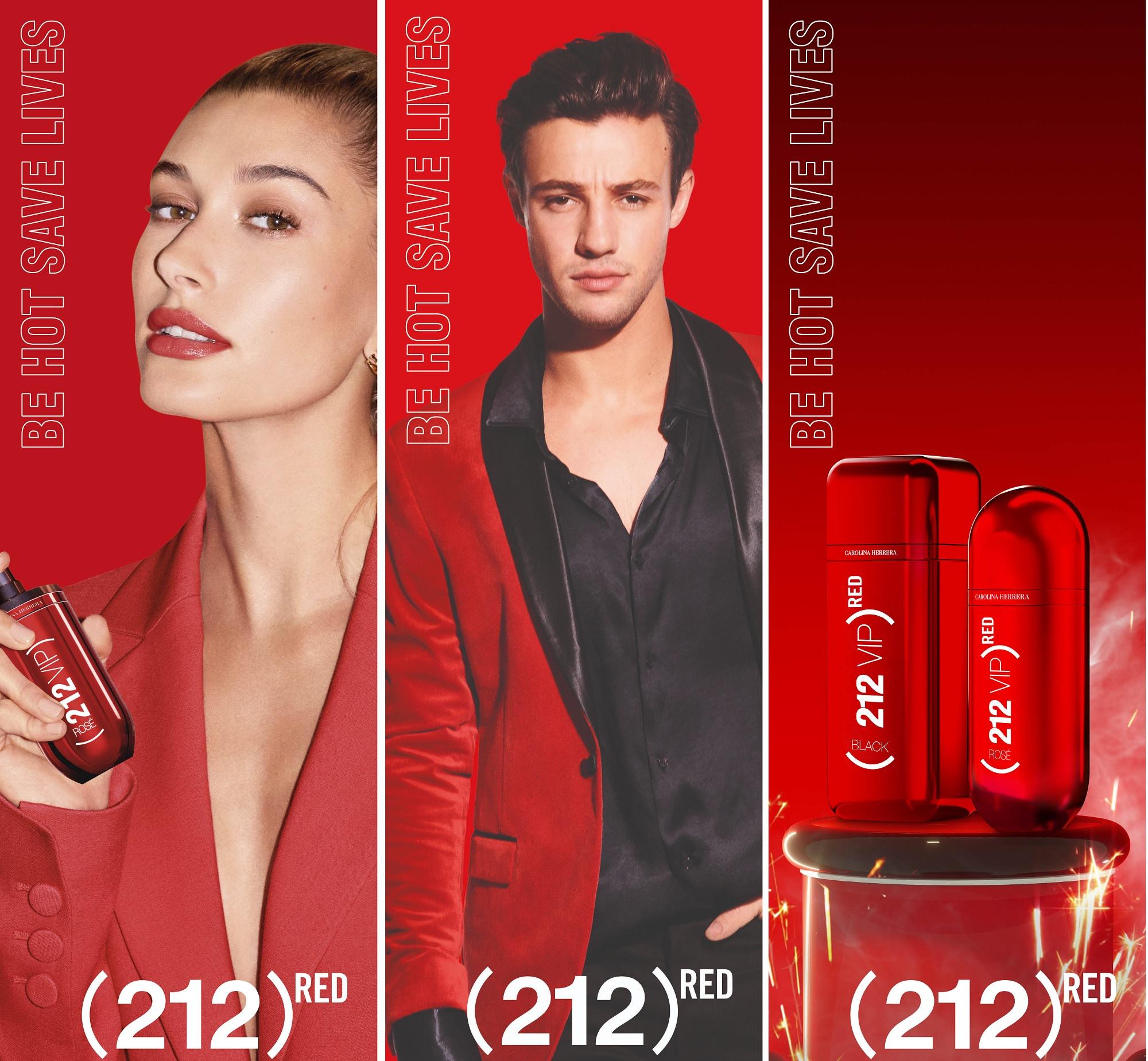 212 vip black red edition
