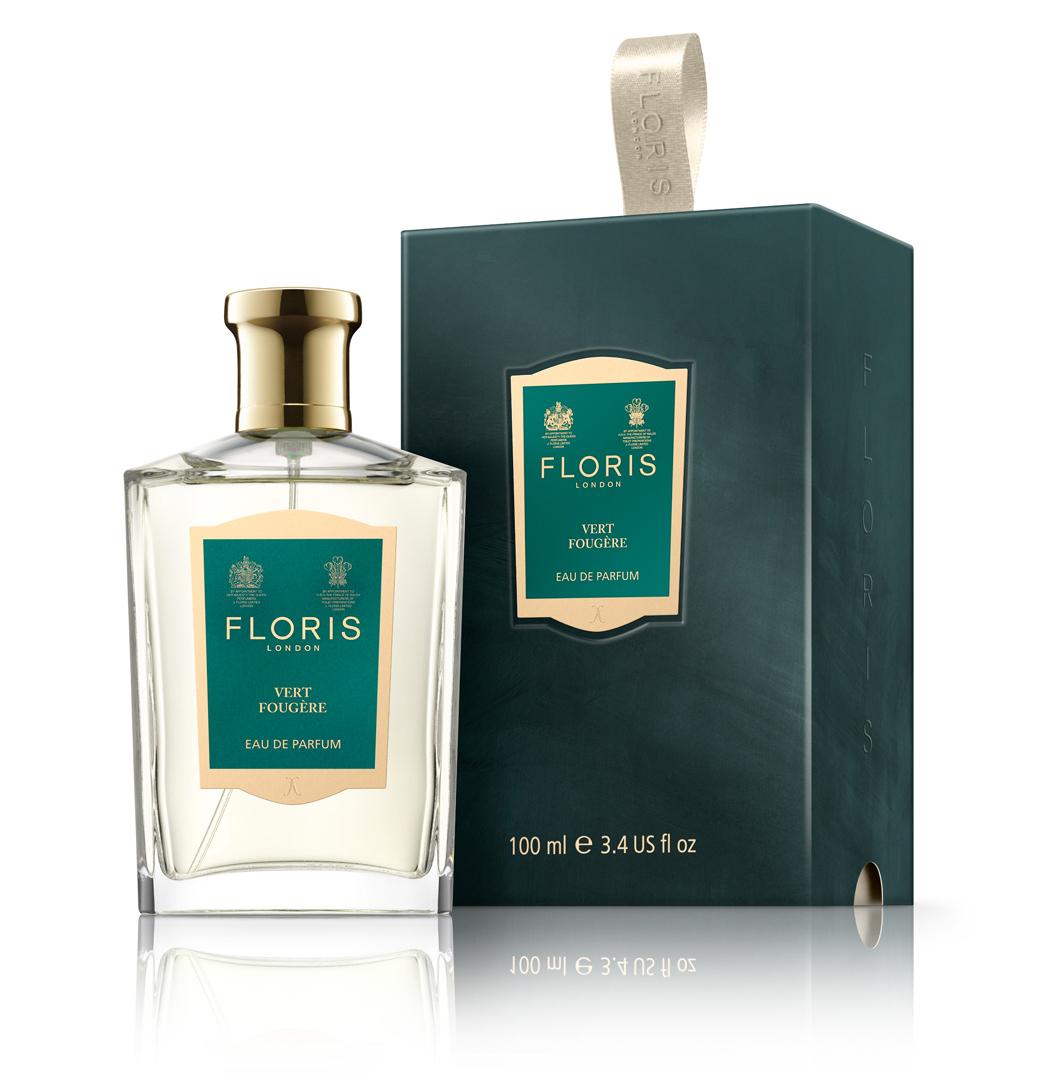 New Floris Vert Fougere Eau de Parfum ~ New Fragrances