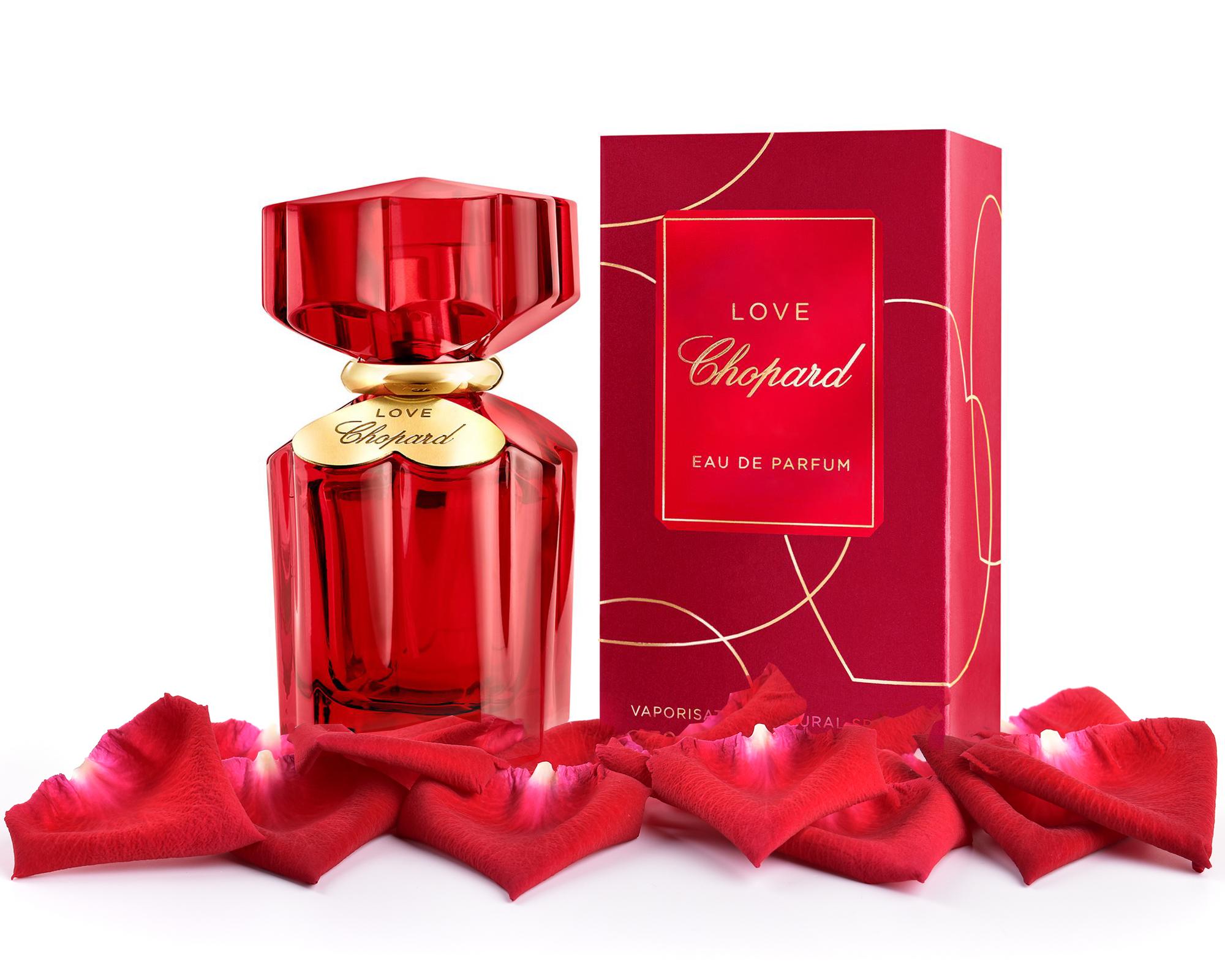 Chopard Presents Love Chopard Eau de Parfum ~ New Fragrances