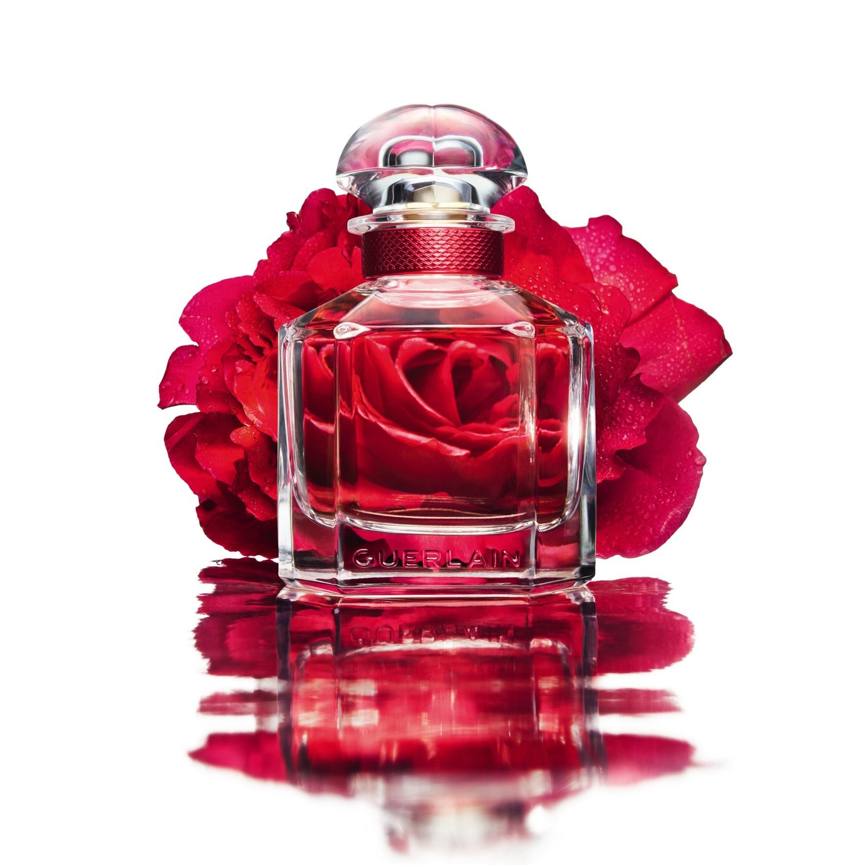 Guerlain Mon Guerlain Bloom of Rose Eau de Parfum ~ Niche