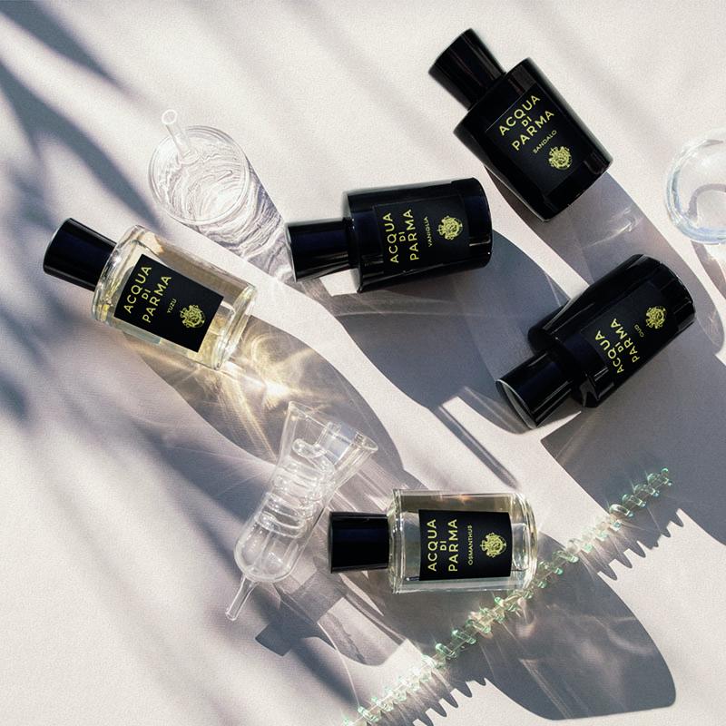 Acqua di Parma Yuzu – Bursting With Happiness ~ Fragrance Reviews