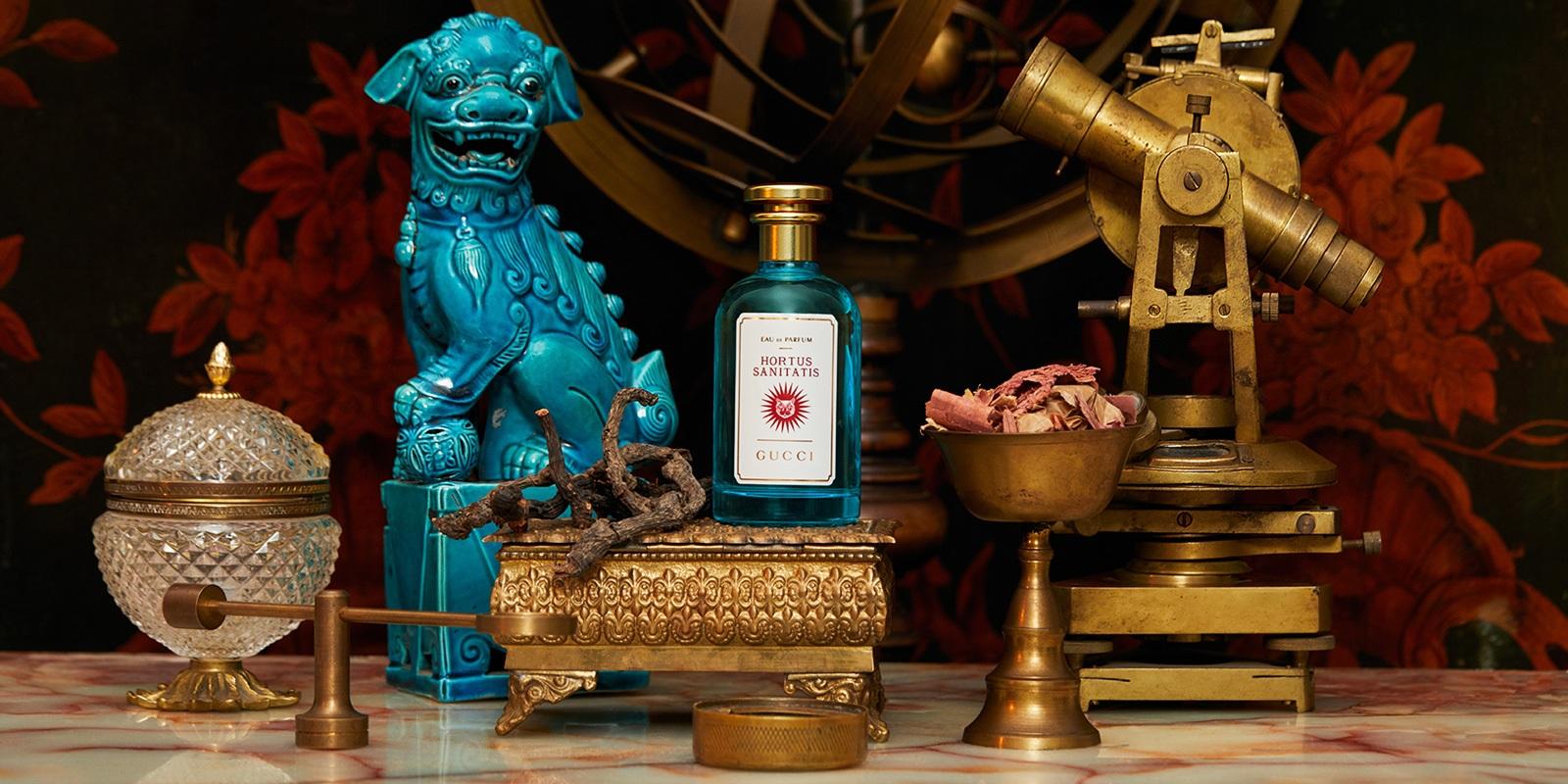 Gucci The Alchemist's Garden Hortus Sanitatis