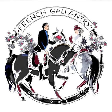 French Gallantry illustration
