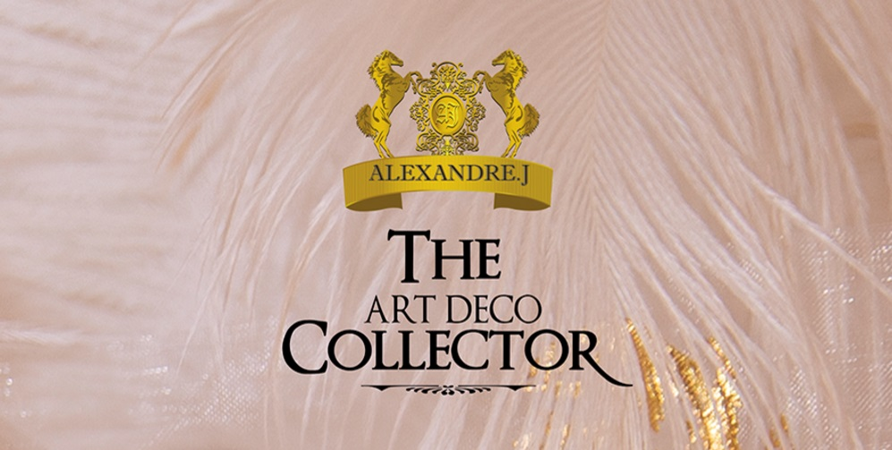 New Line From Alexandre J - The Art Deco Collector ~ Niche Perfumery