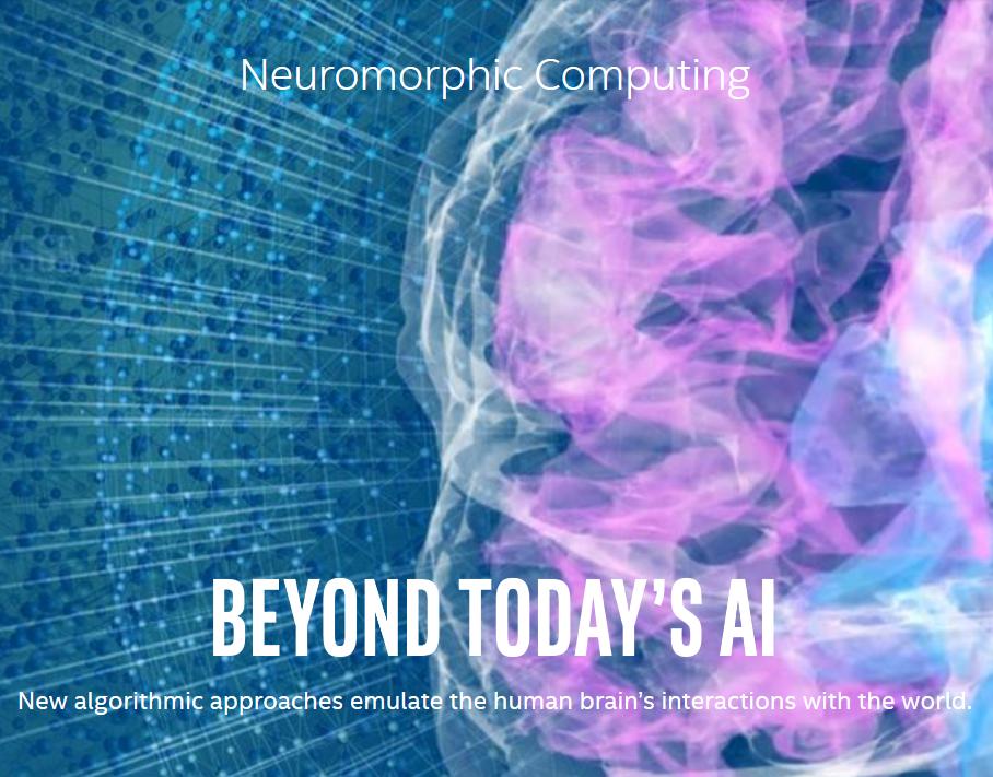 Intel banner for Neuromorphic Computing