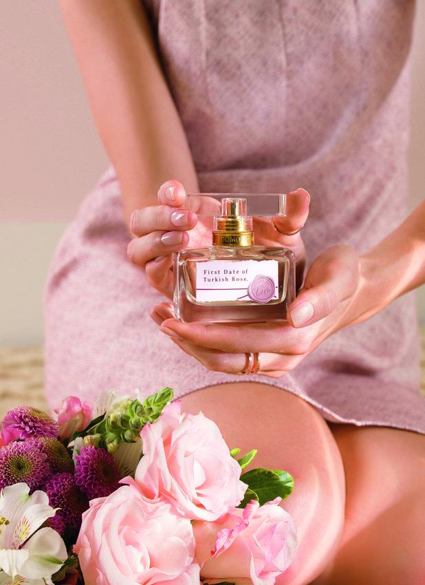 First Date of Turkish Rose Avon