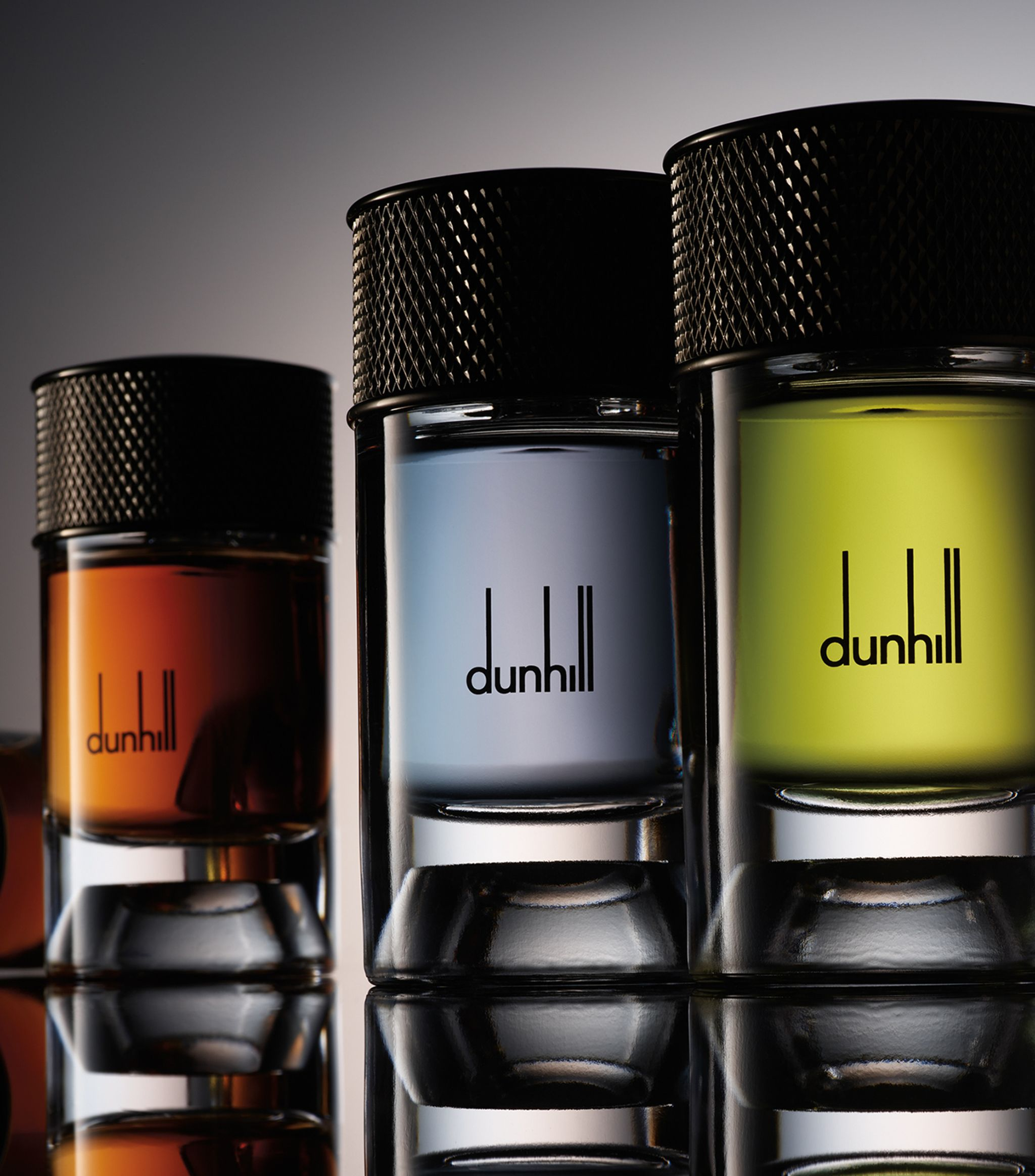 Dunhill Signature Collection Amalfi Citrus And Valensole Lavender New Fragrances