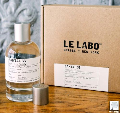 LaboSantal By ~ Fragrance New Le 33 Fragrances xQWEdCBero