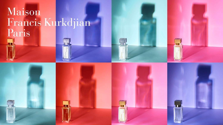 Ad image Kurkdjian small bottles