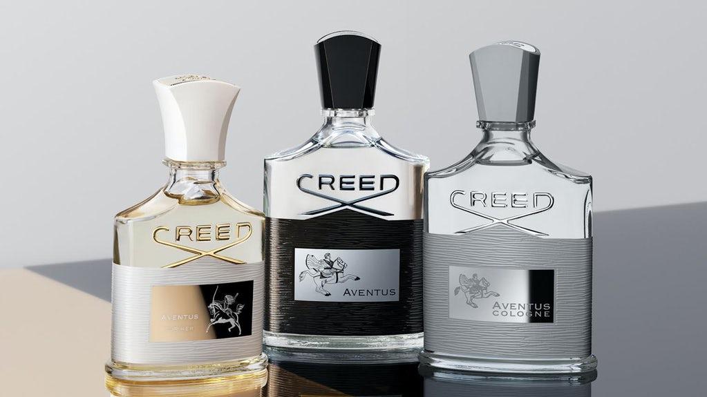 creed fragrances