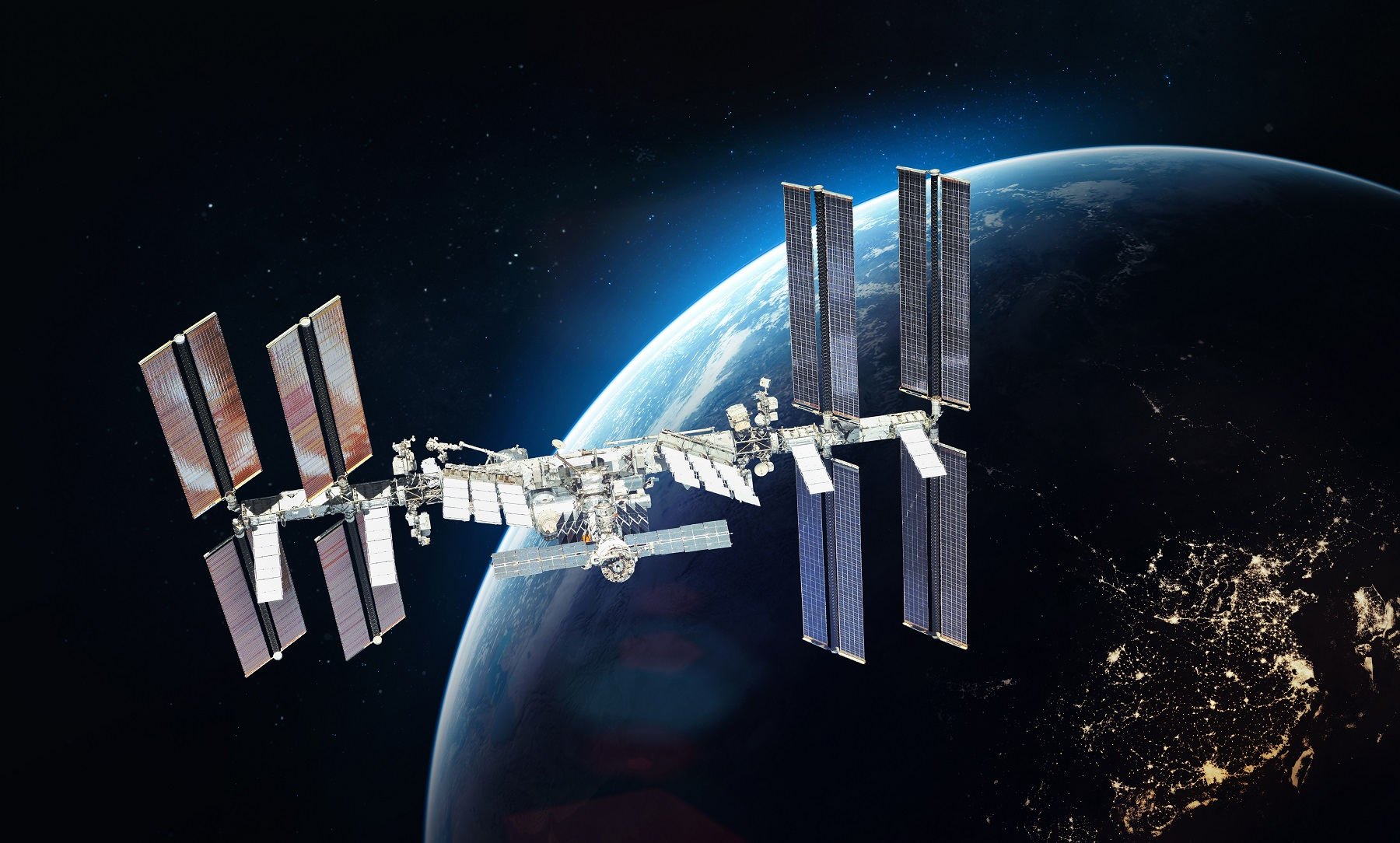 NASA and Estee Lauder Will Advertise From the International Space Station Art Books Events