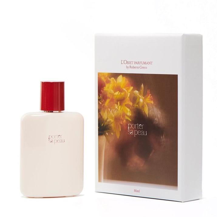 Porter Sa Peau Objet Parfumant