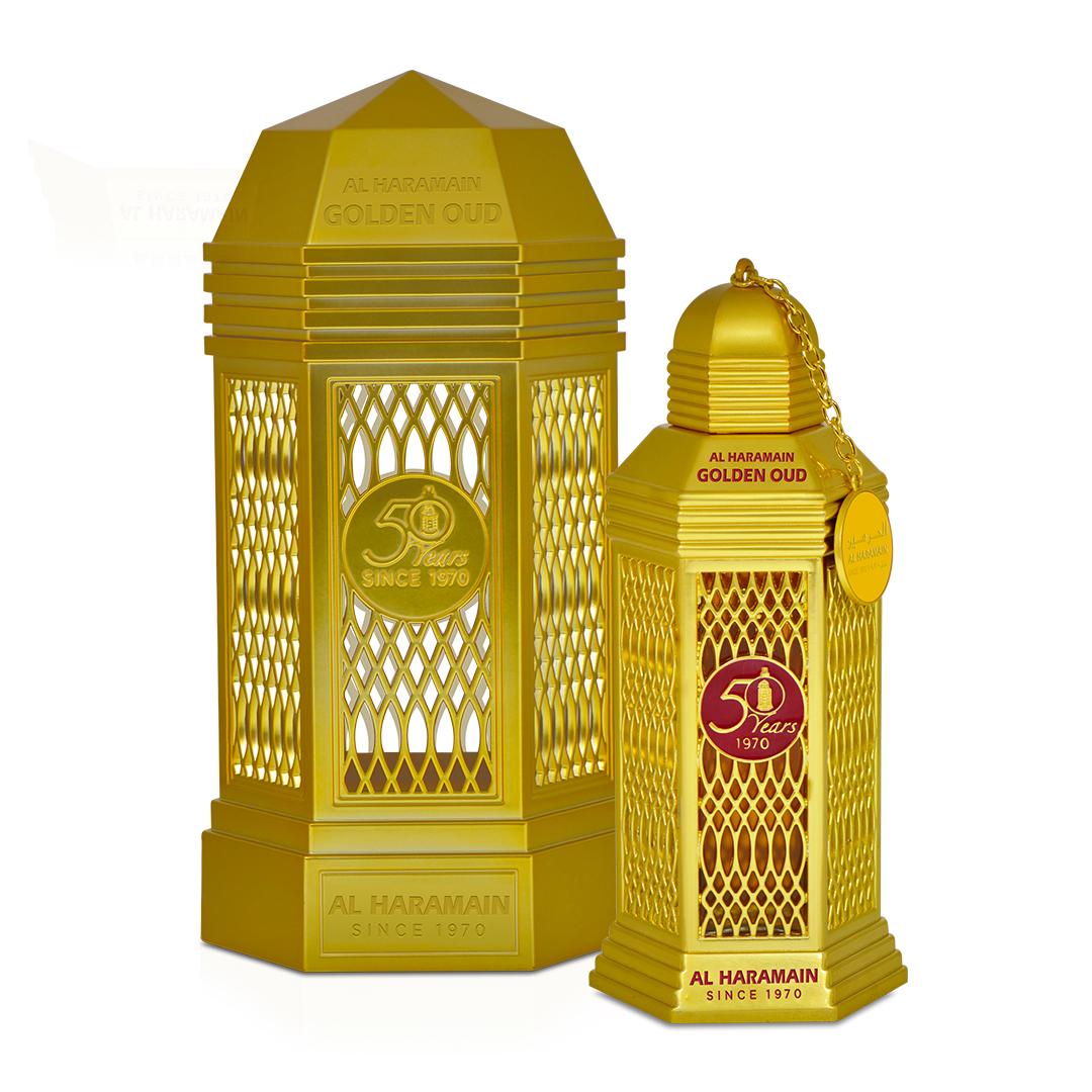 AL HARAMAIN 50 YEARS GOLDEN OUDH