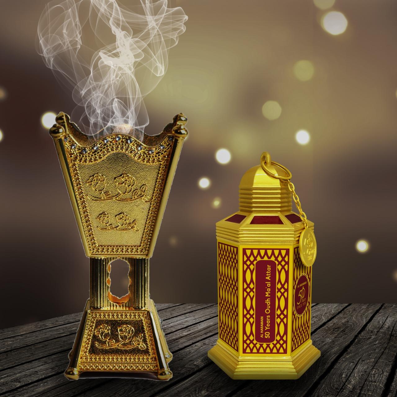 50 Years Oudh Ma'al Attar