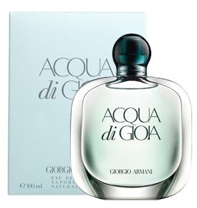 New Armani Acqua Fragrances ~ Di Giorgio Gioia Essenza T1lcJKF
